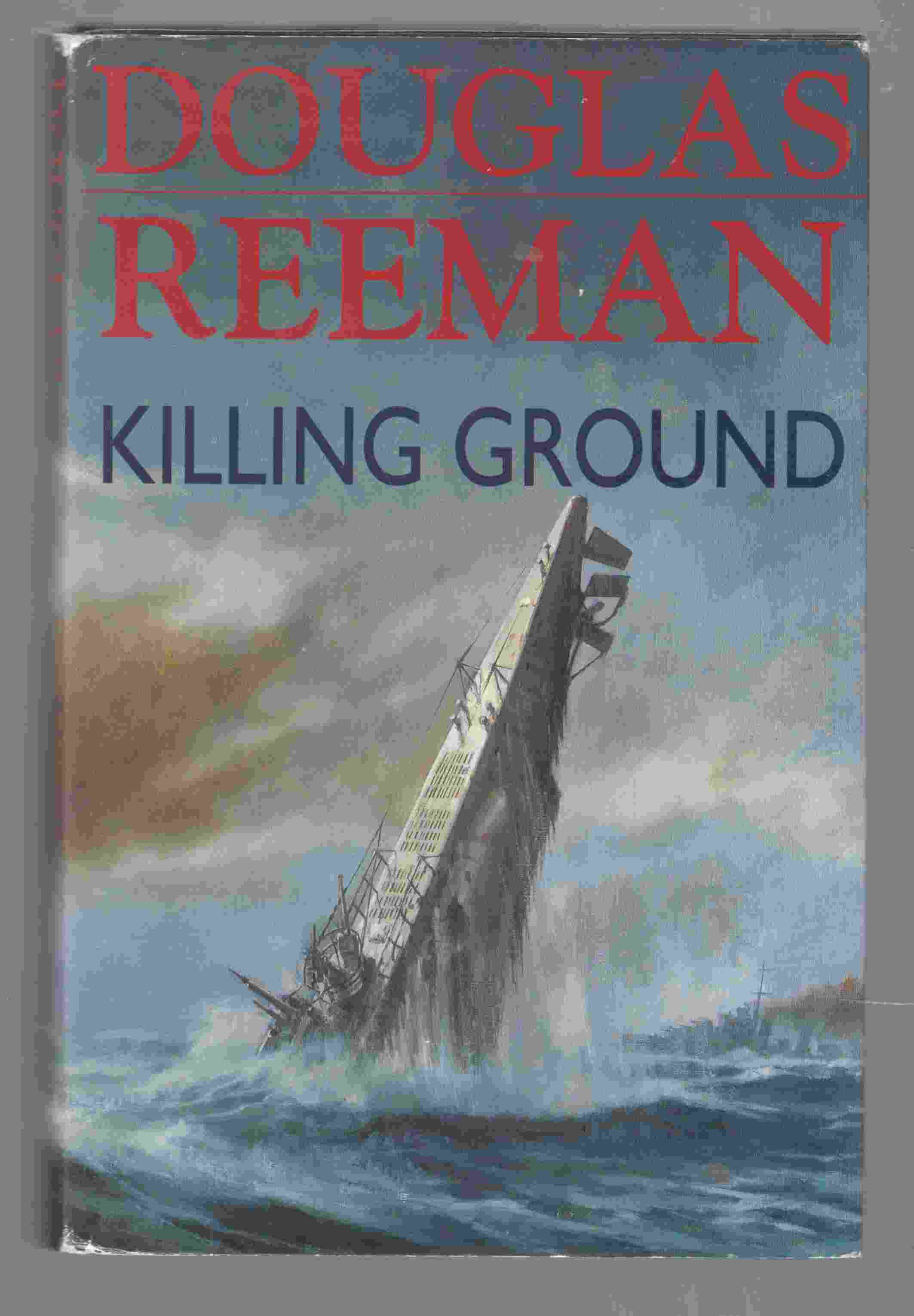 Image for Killing Ground