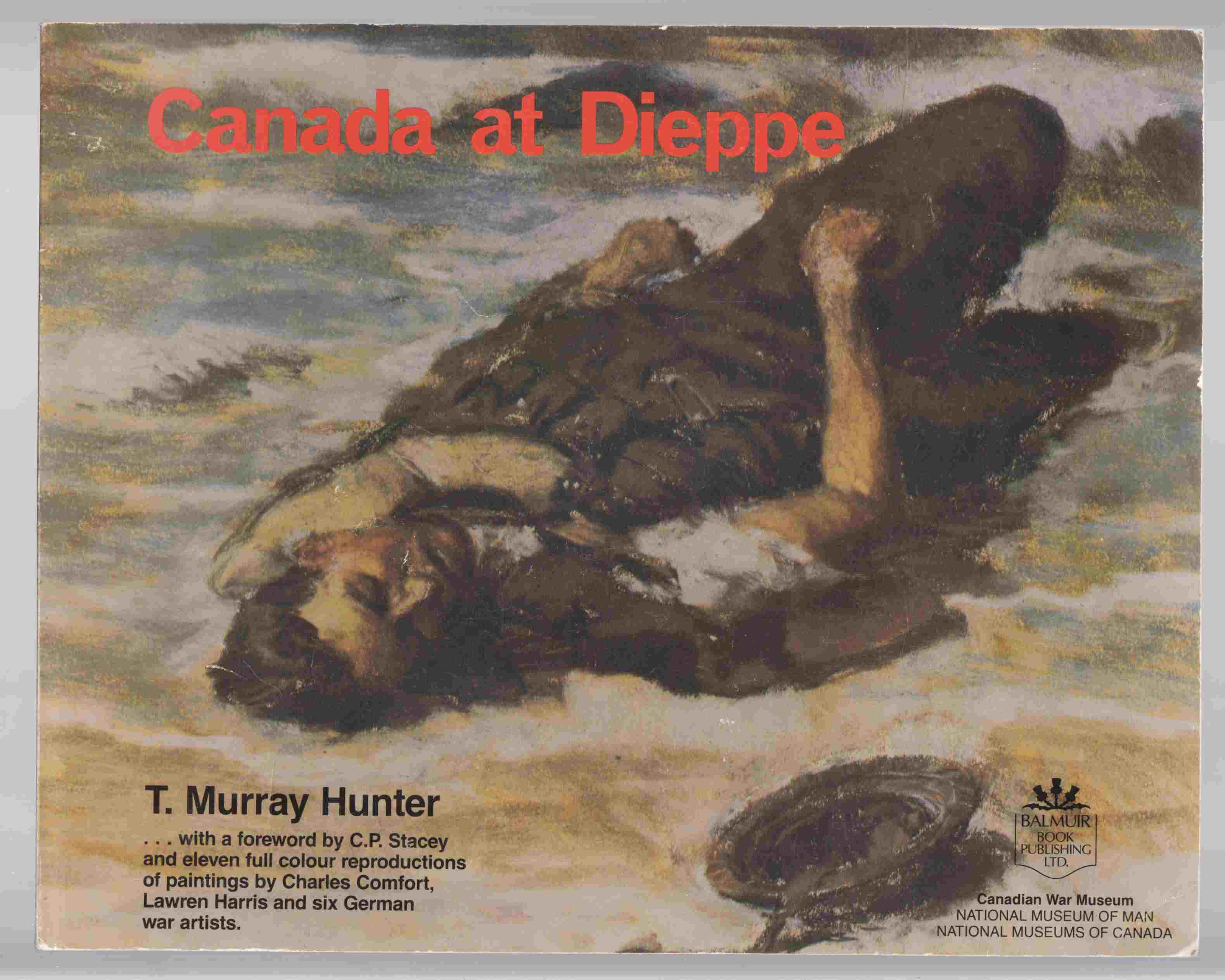 Image for Canada At Dieppe