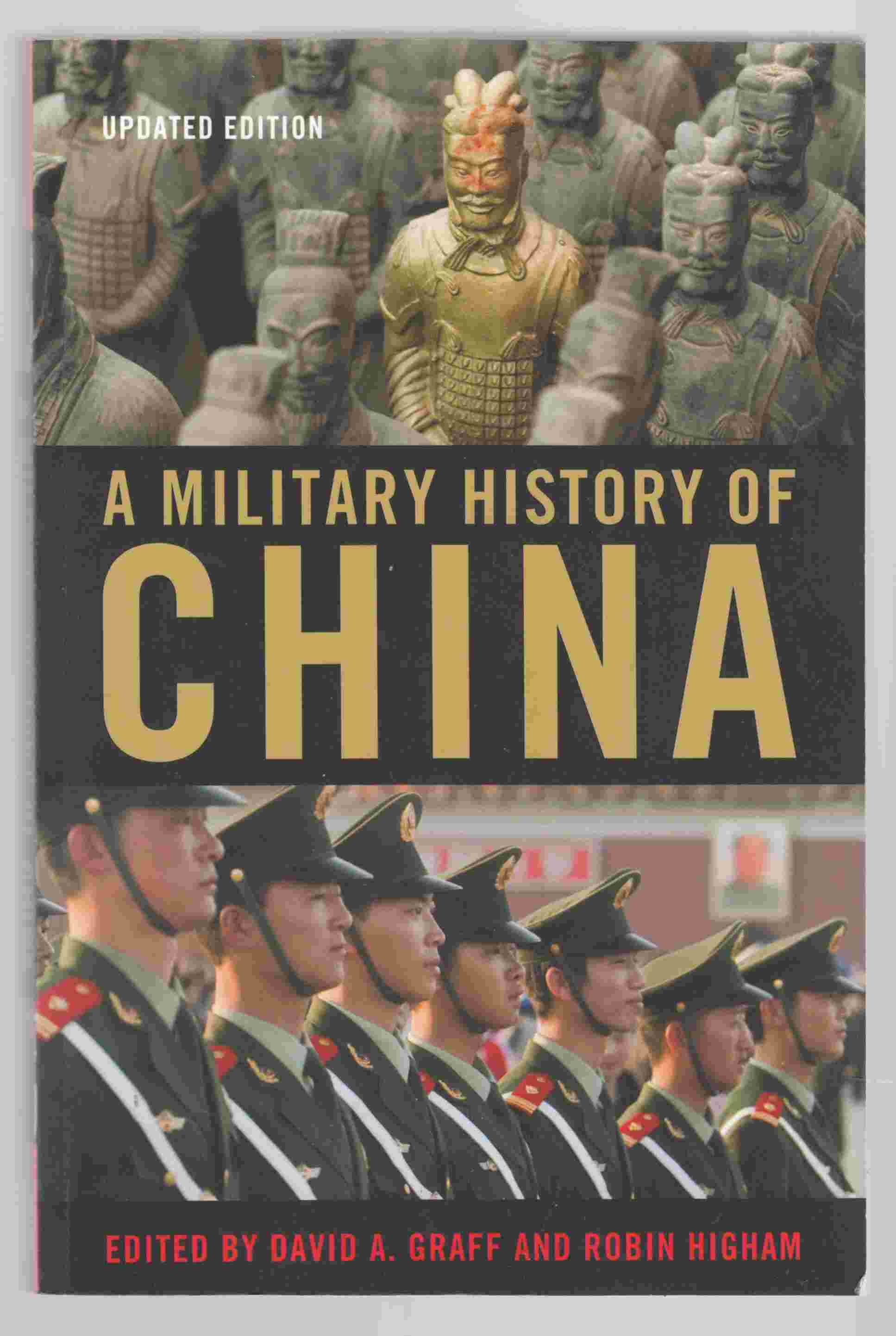 Image for A Military History of China Updated Edition