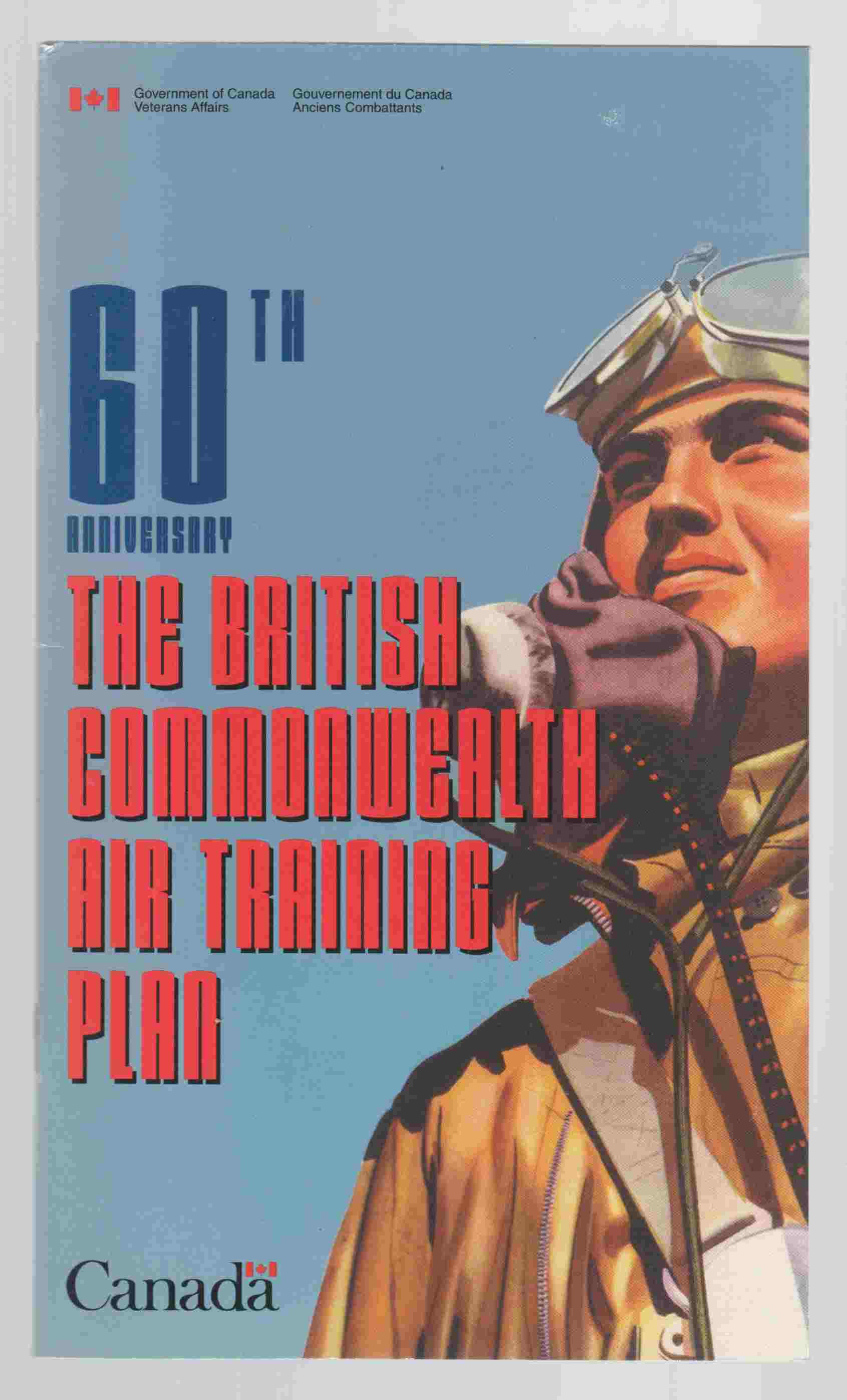 Image for 60th Anniversary The British Commonwealth Air Training Plan