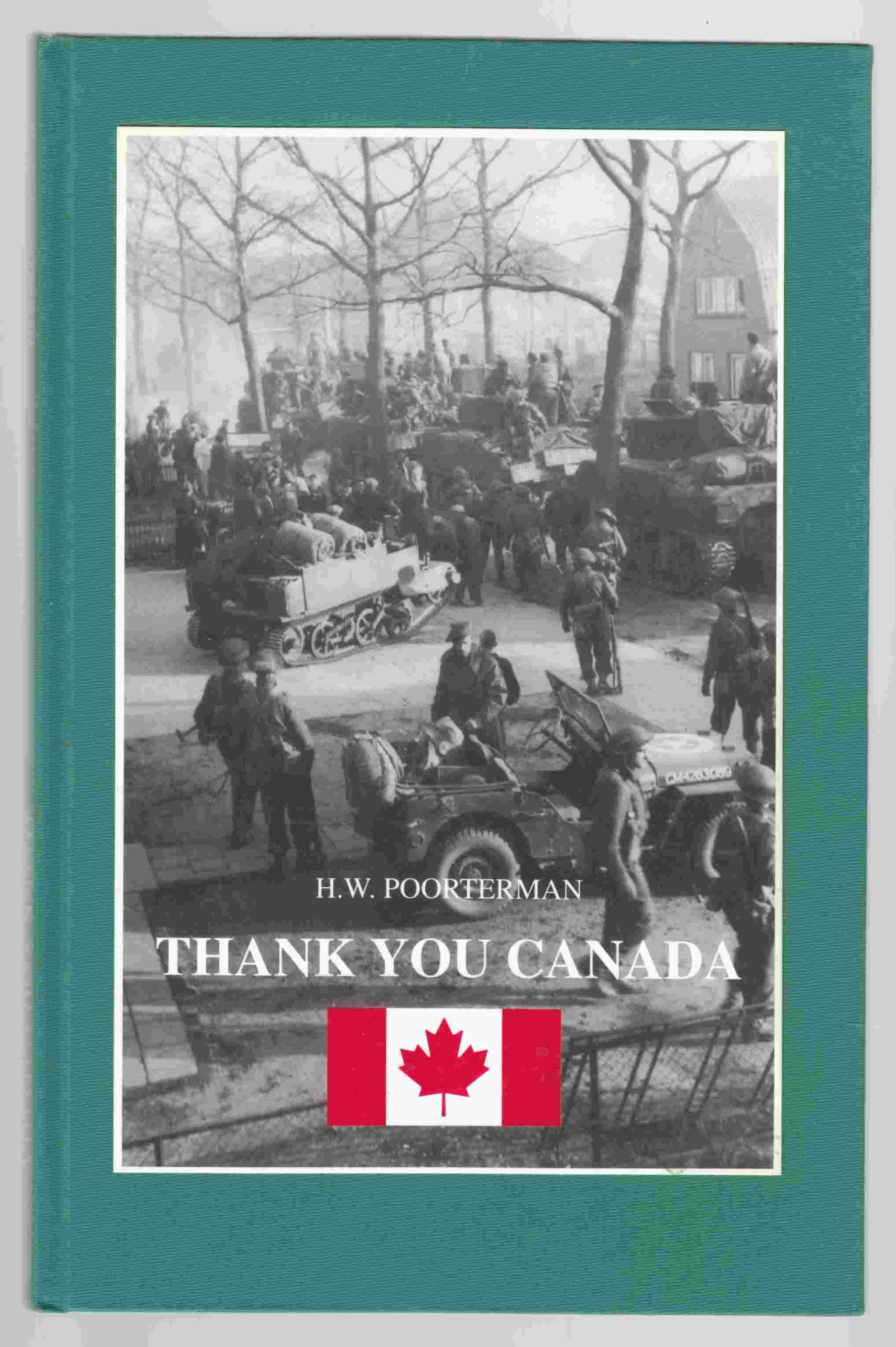 Image for Thank You Canada