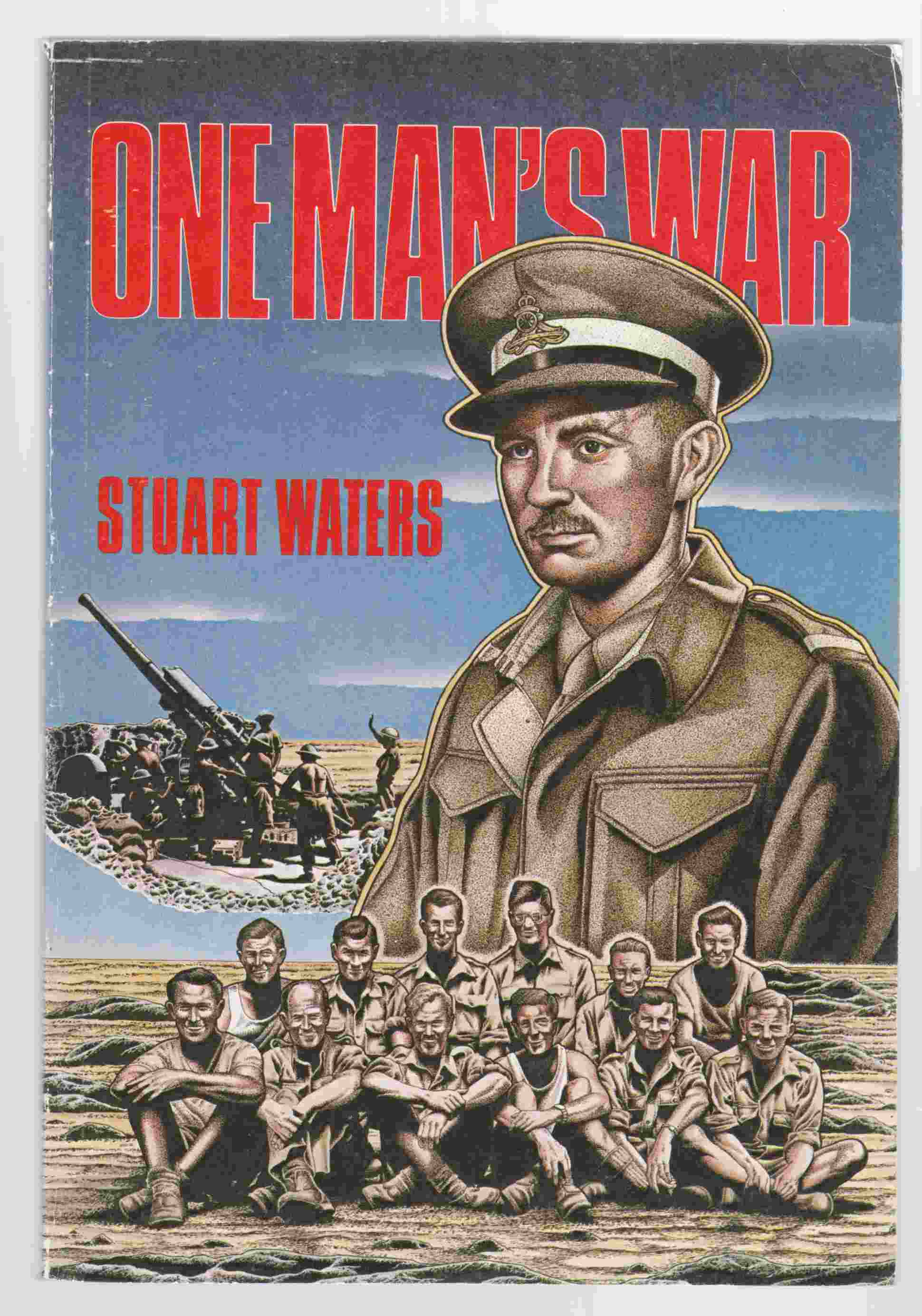 Image for One Man's War