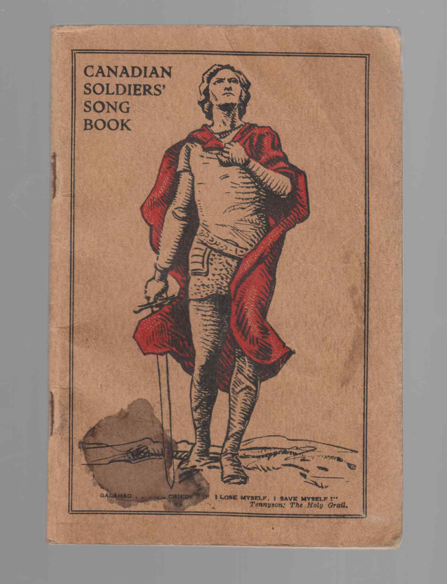Image for Canadian Soldiers' Song Book