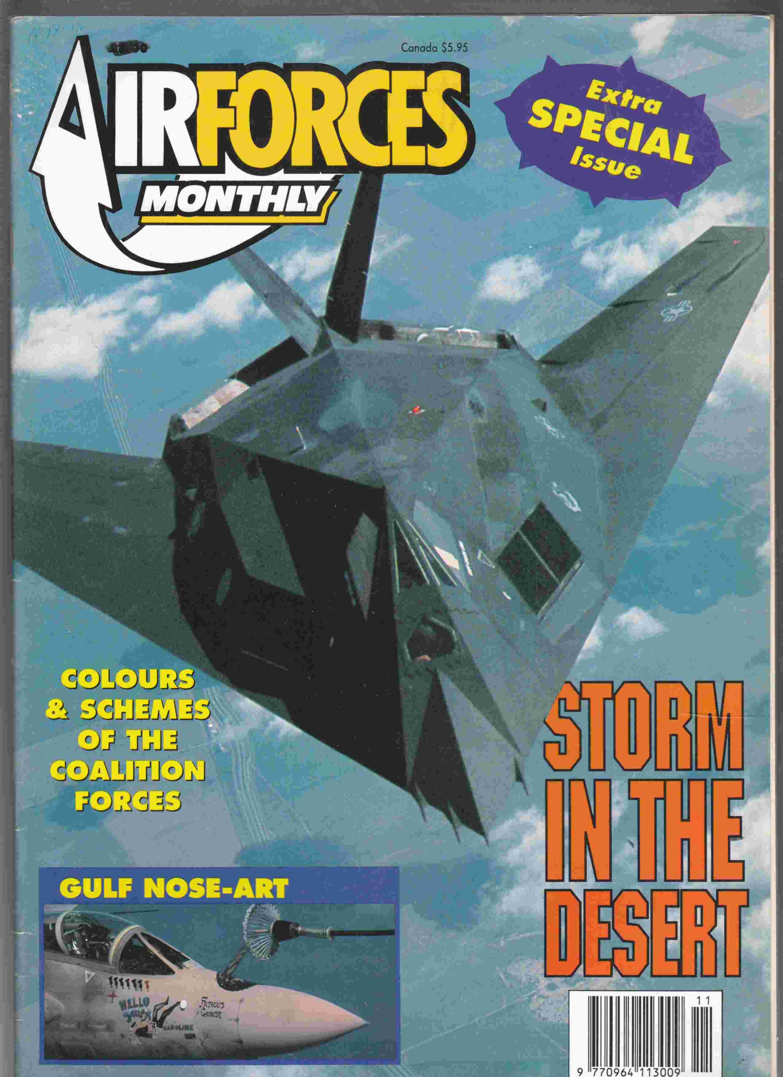 Image for Air Forces Monthly Gulf Special Edition