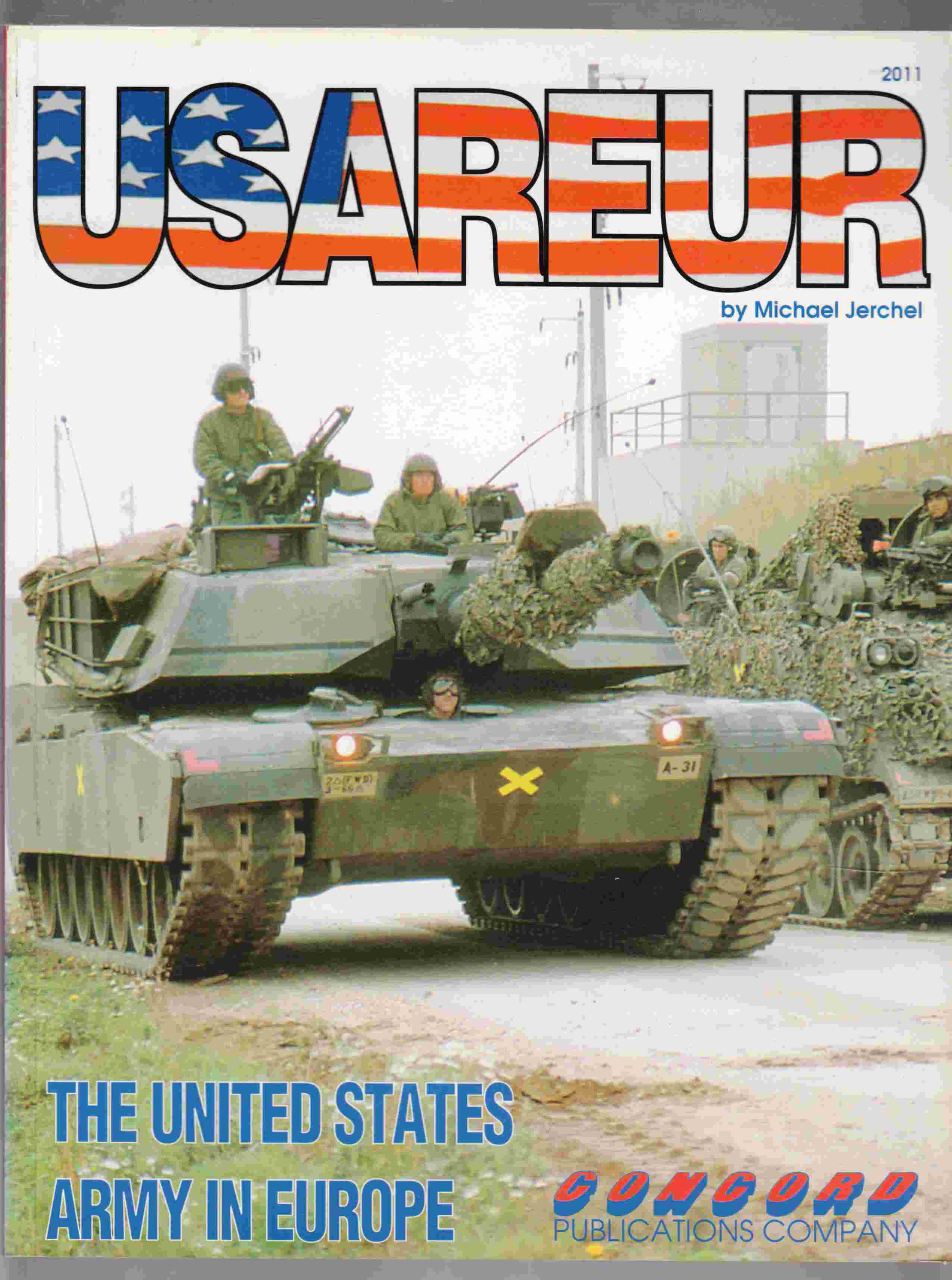Image for USAREUR The United States Army in Europe