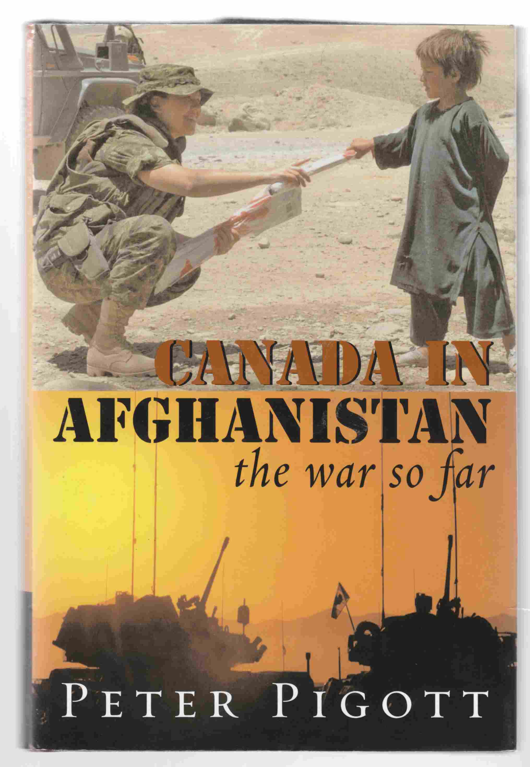 Image for Canada in Afghanistan The War so Far