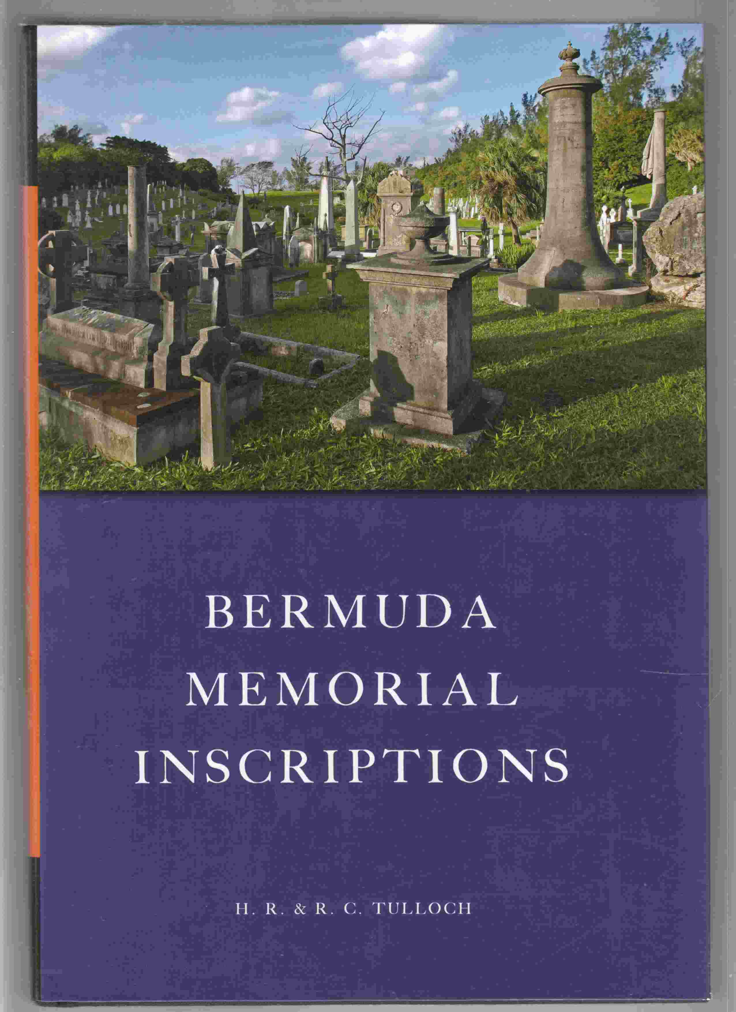Image for Bermuda Memorial Inscriptions