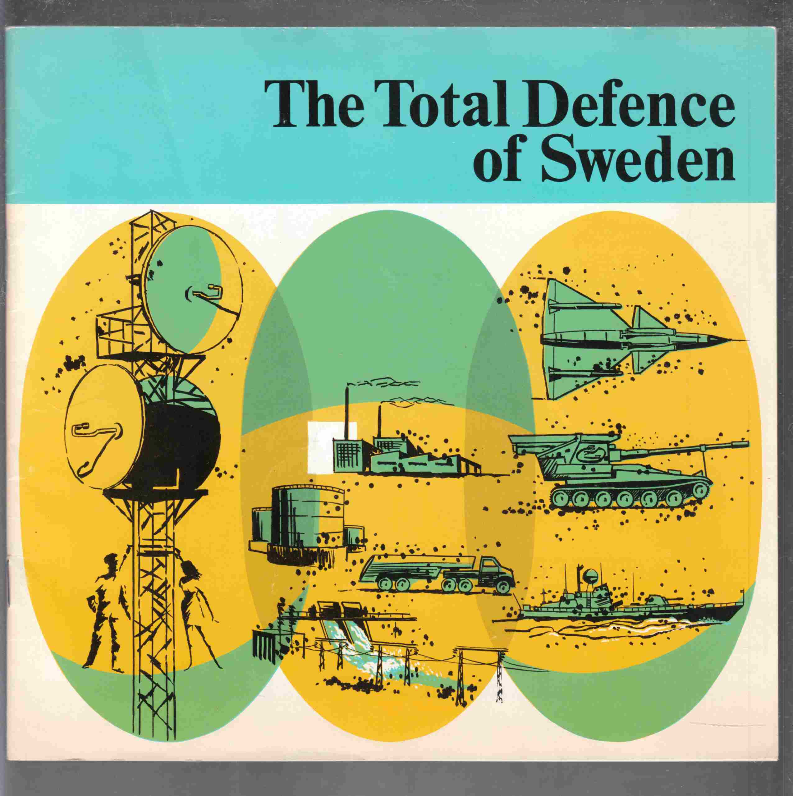Image for The Total Defence of Sweden