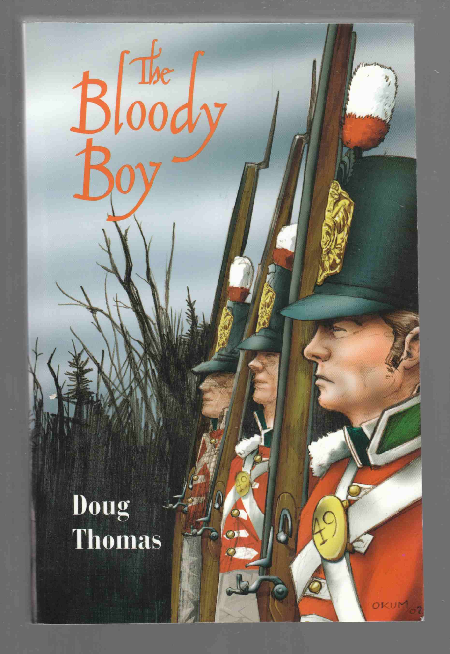 Image for The Bloody Boy