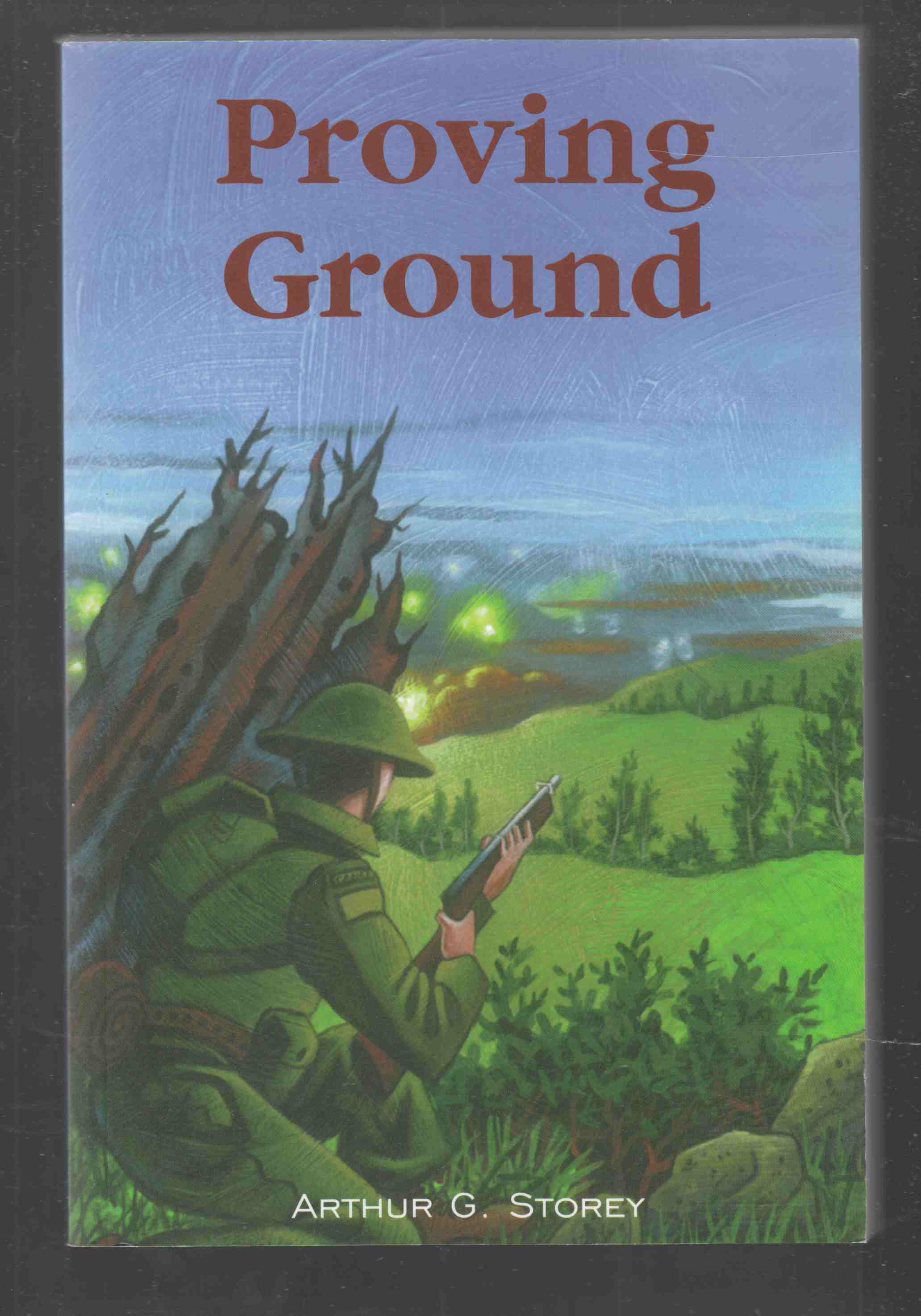 Image for Proving Ground