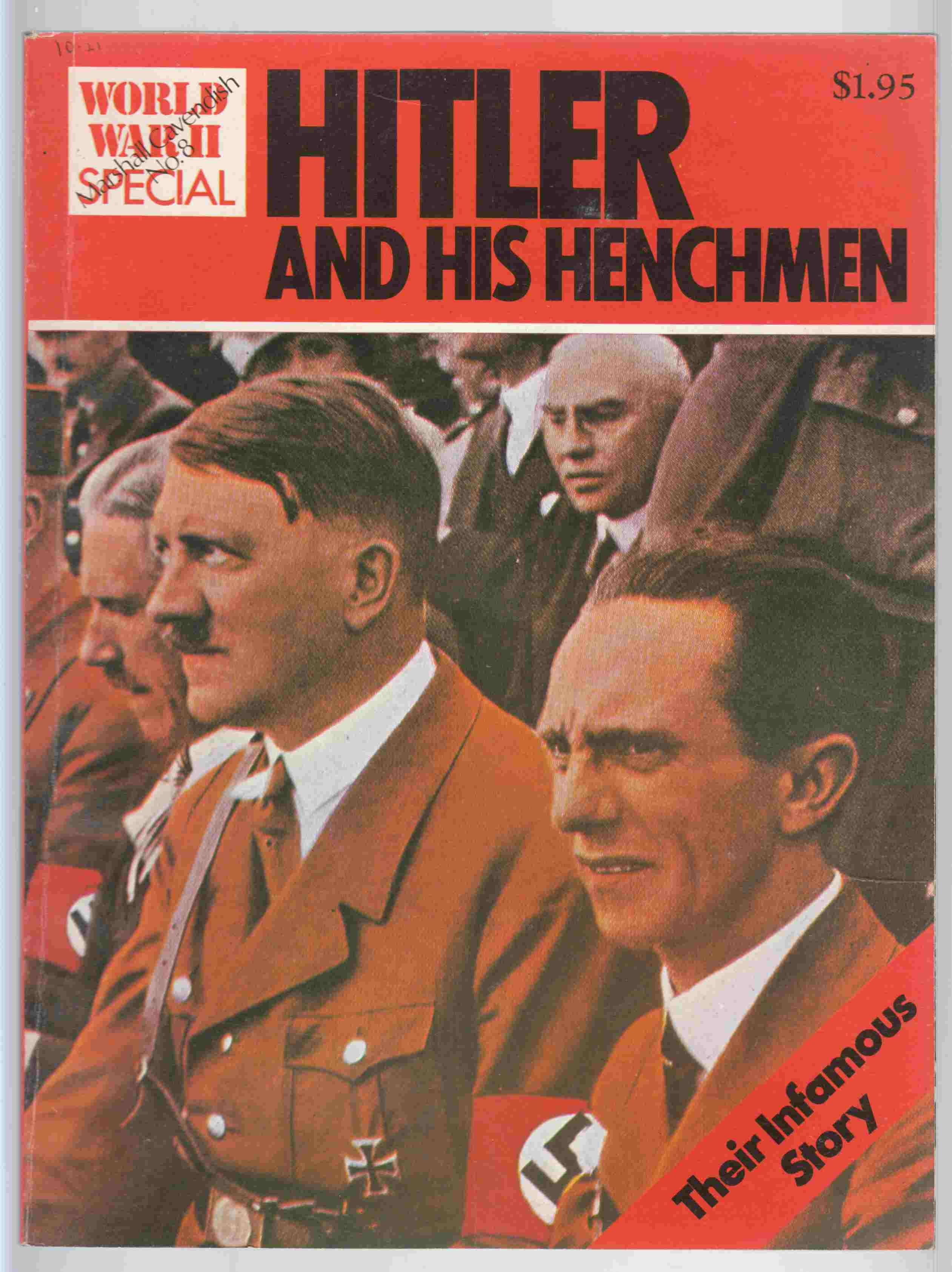 Image for Hitler and His Henchmen