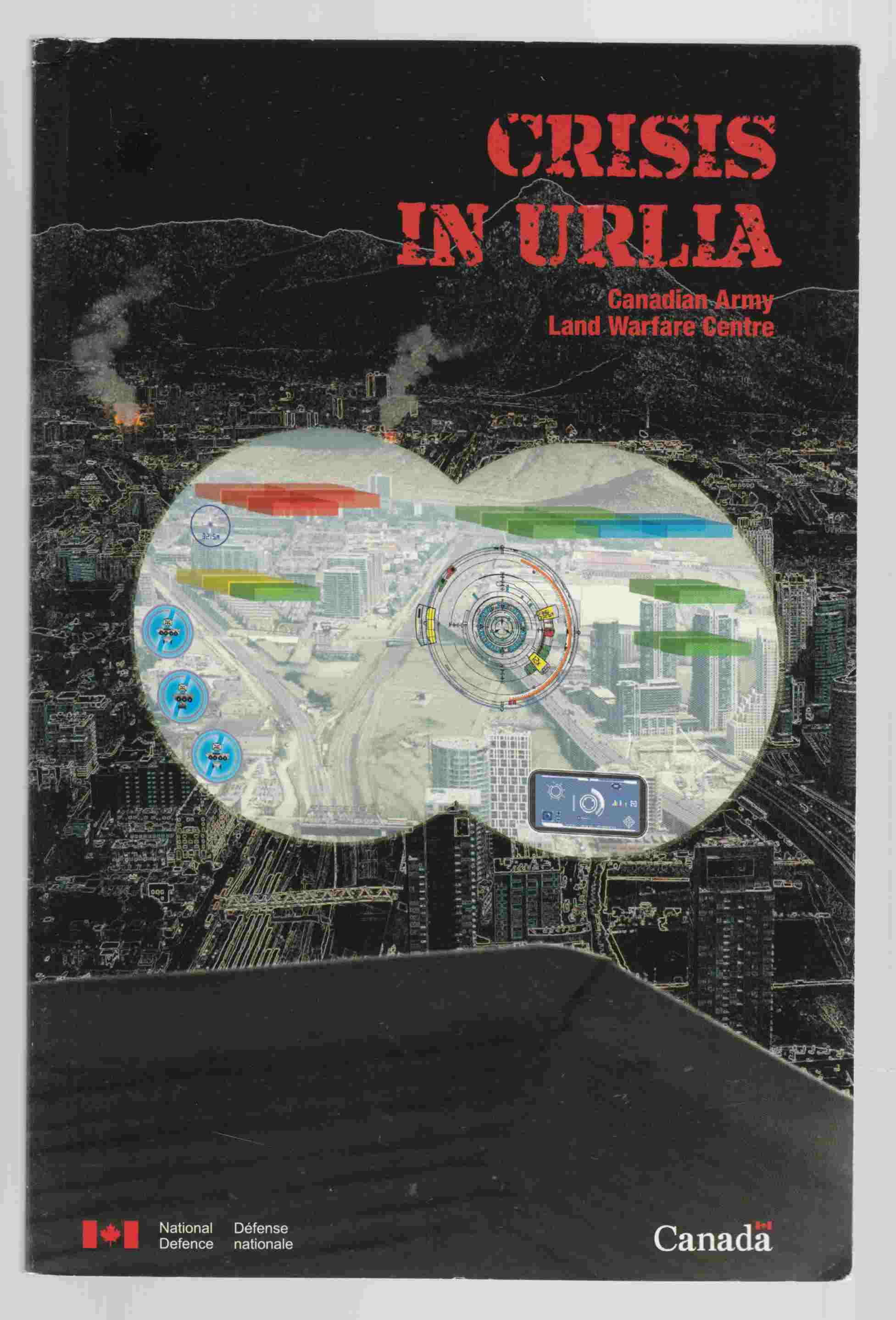 Image for Crisis in Urlia