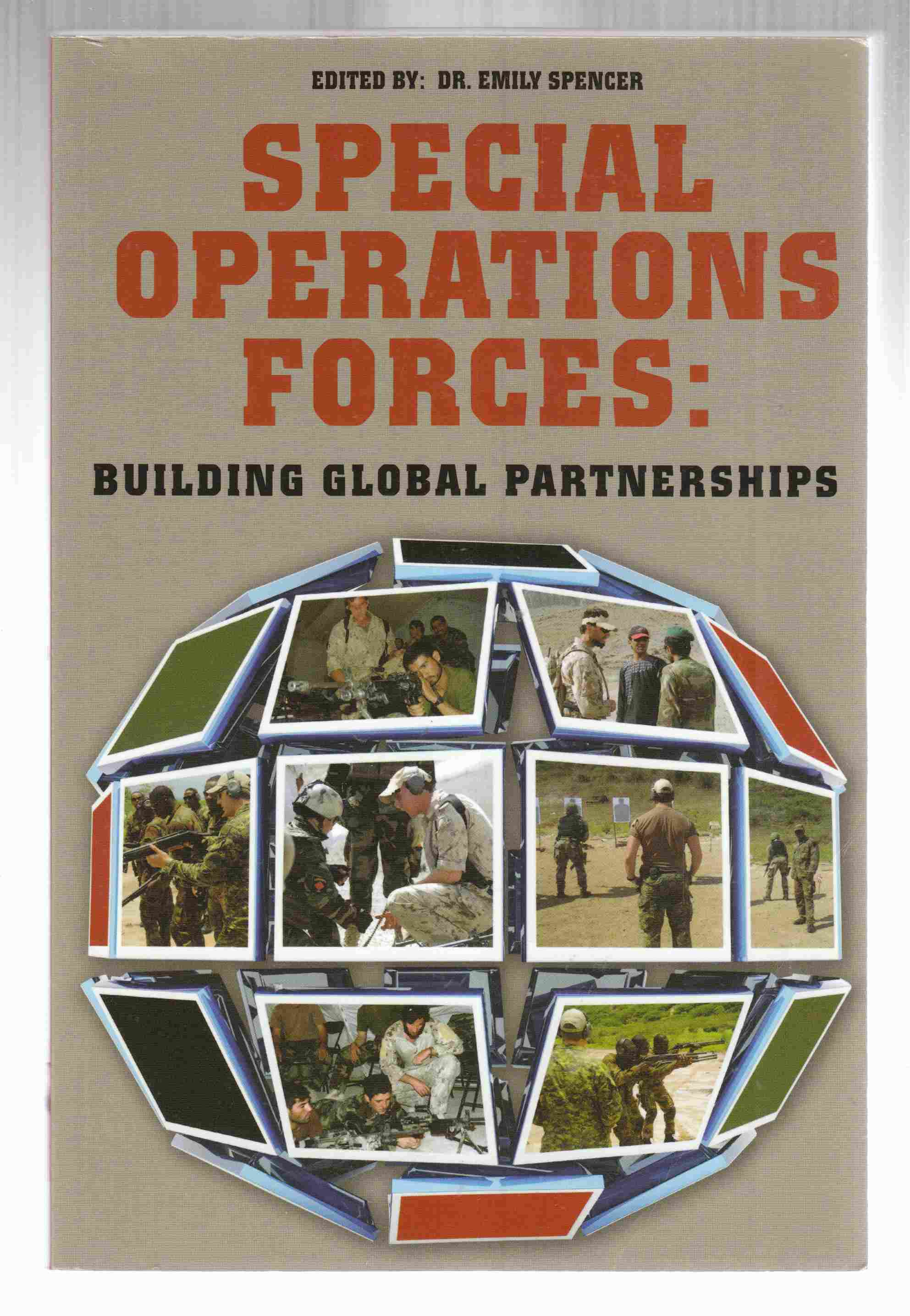 Image for Special Operations Forces:  Building Global Partnerships