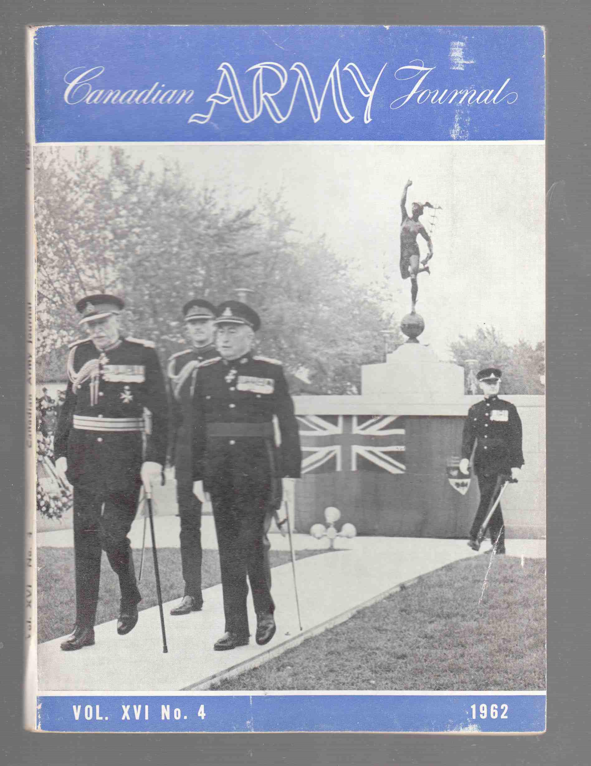Image for The Canadian Army Journal Vol. XVII No. 4 1962