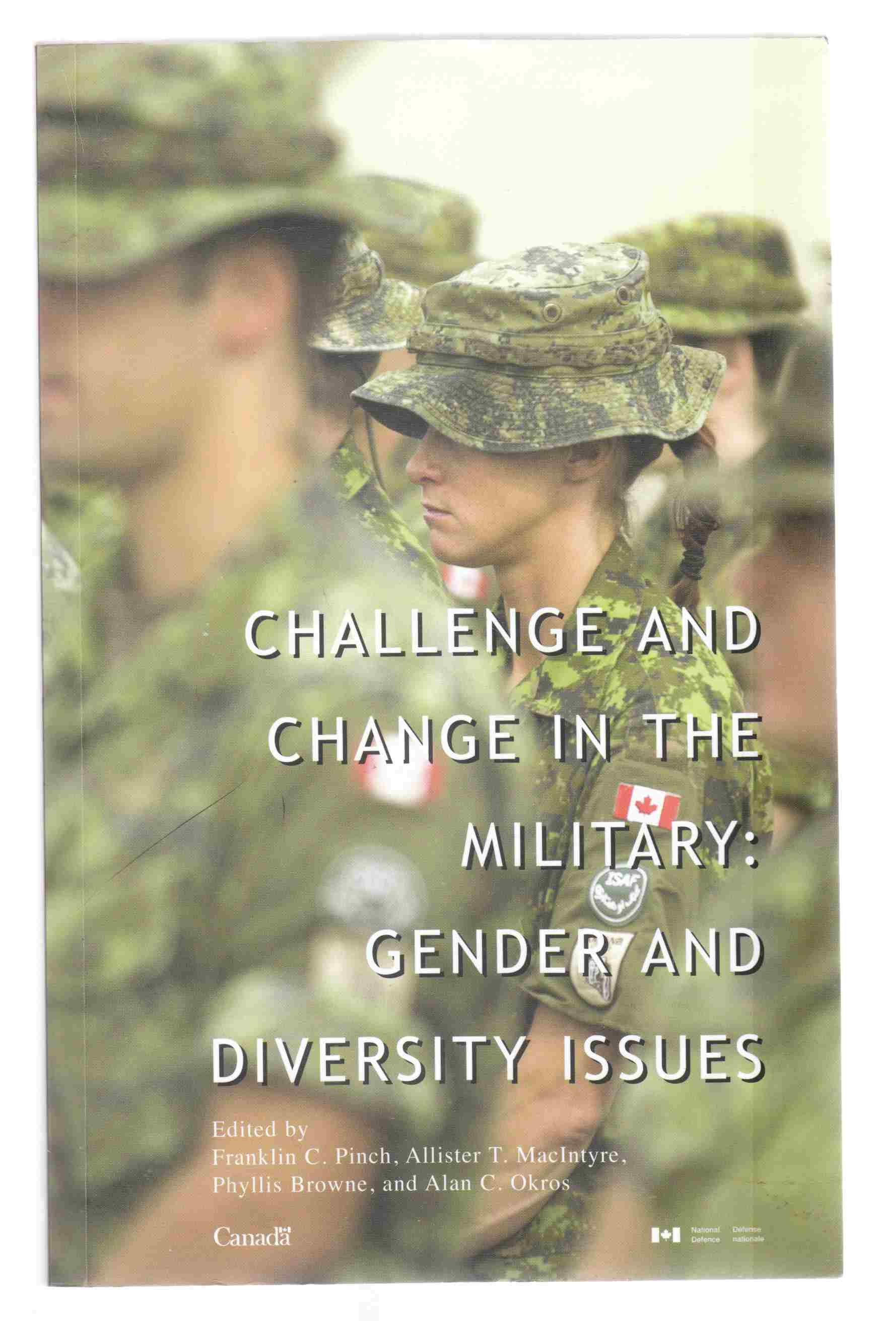 Image for Challenge and Change in the Military Gender and Diversity Issue
