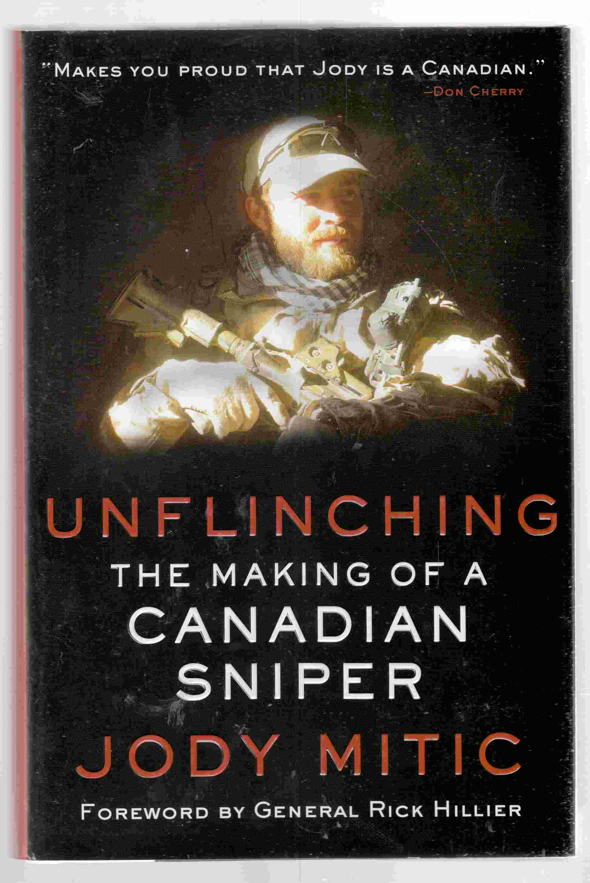 Image for Unflinching The Making of a Canadian Sniper