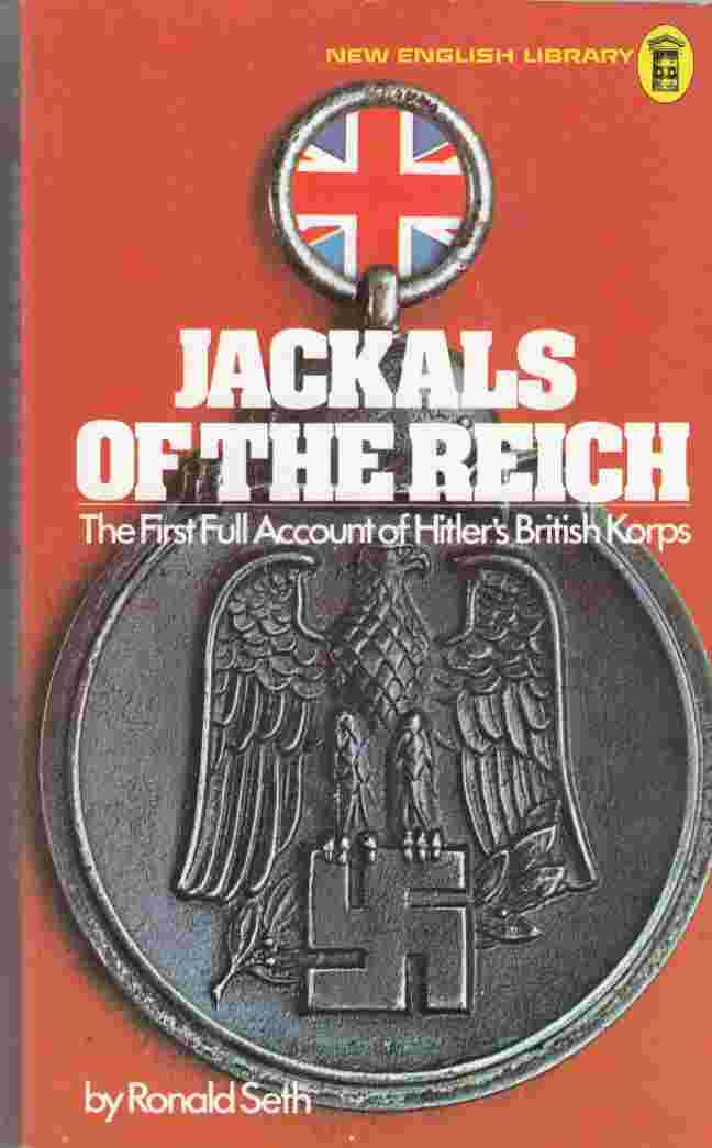 Image for Jackals of the Reich The Story of the British Free Corps