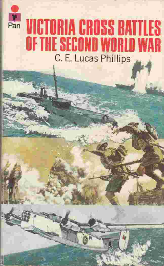 Image for Victoria Cross Battles of the Second World War