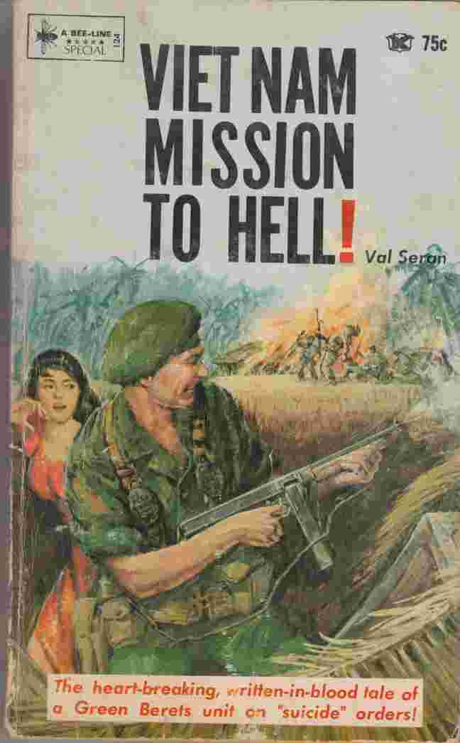 Image for Viet Nam Mission to Hell