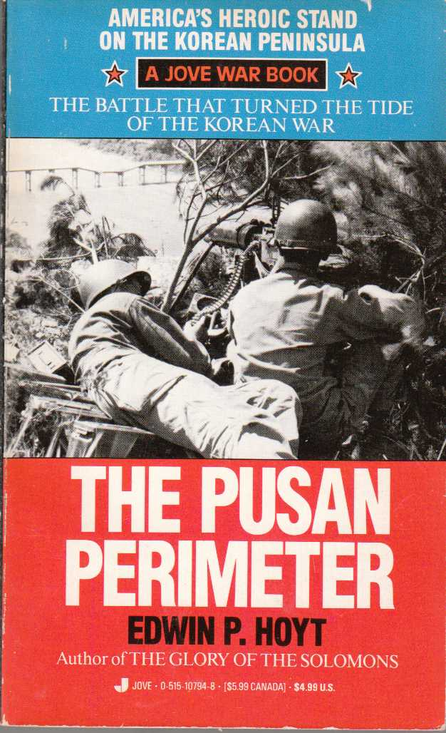Image for The Pusan Perimiter