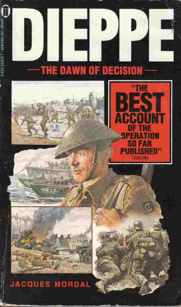 Image for Dieppe:  The Dawn of Decision