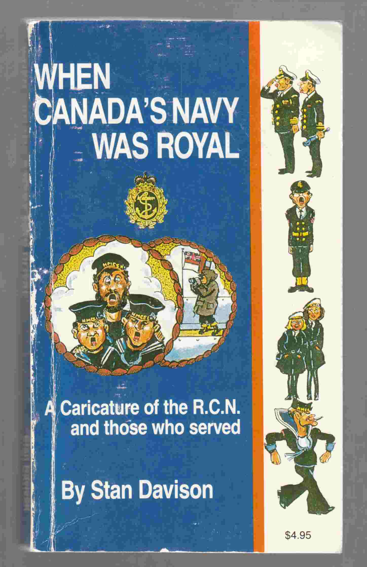 Image for When Canada's Navy Was Royal
