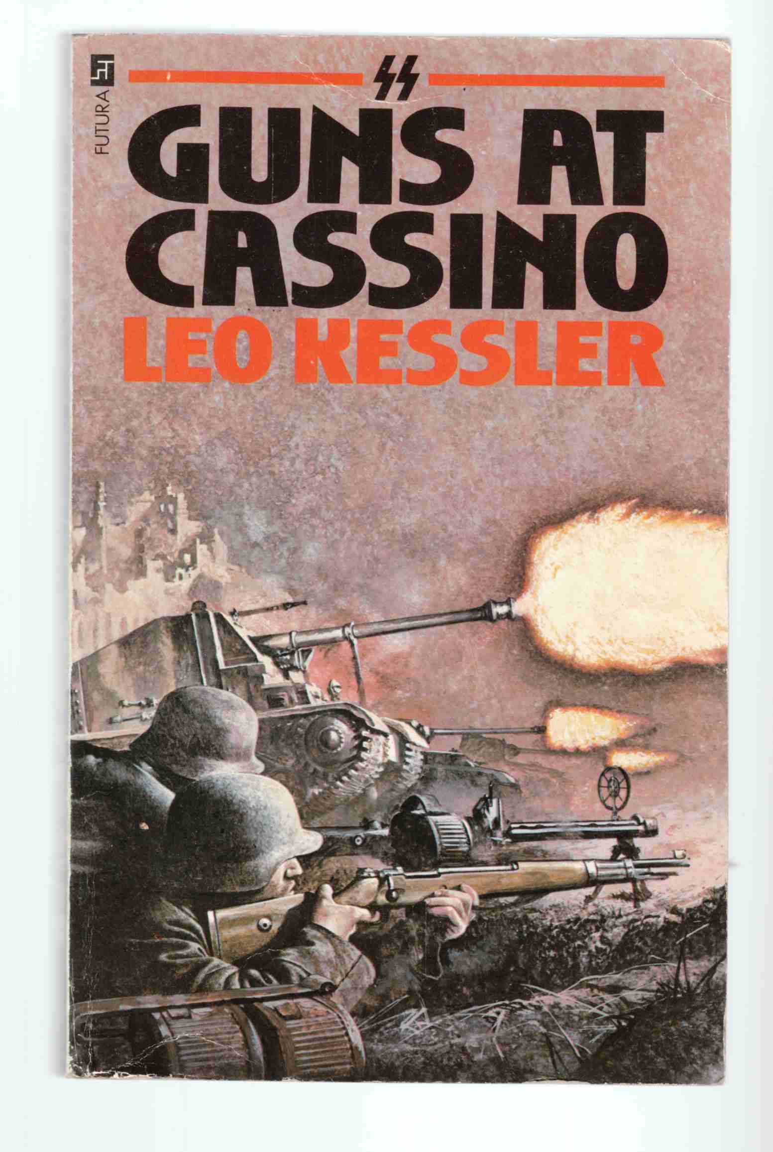 Image for Guns At Cassino