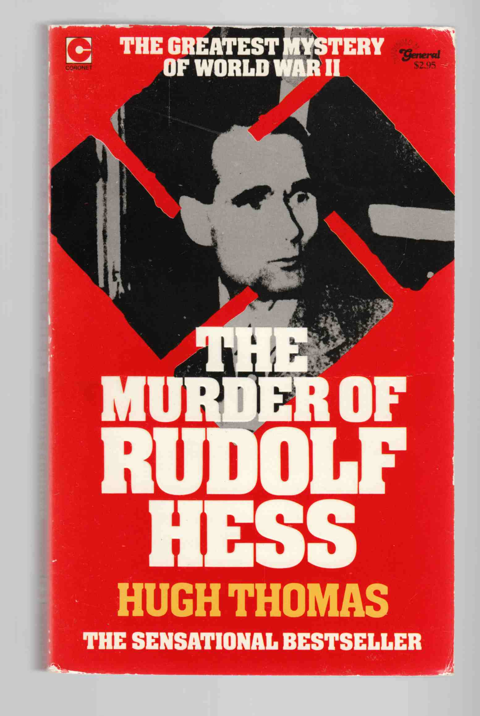 Image for The Murder of Rudolf Hess