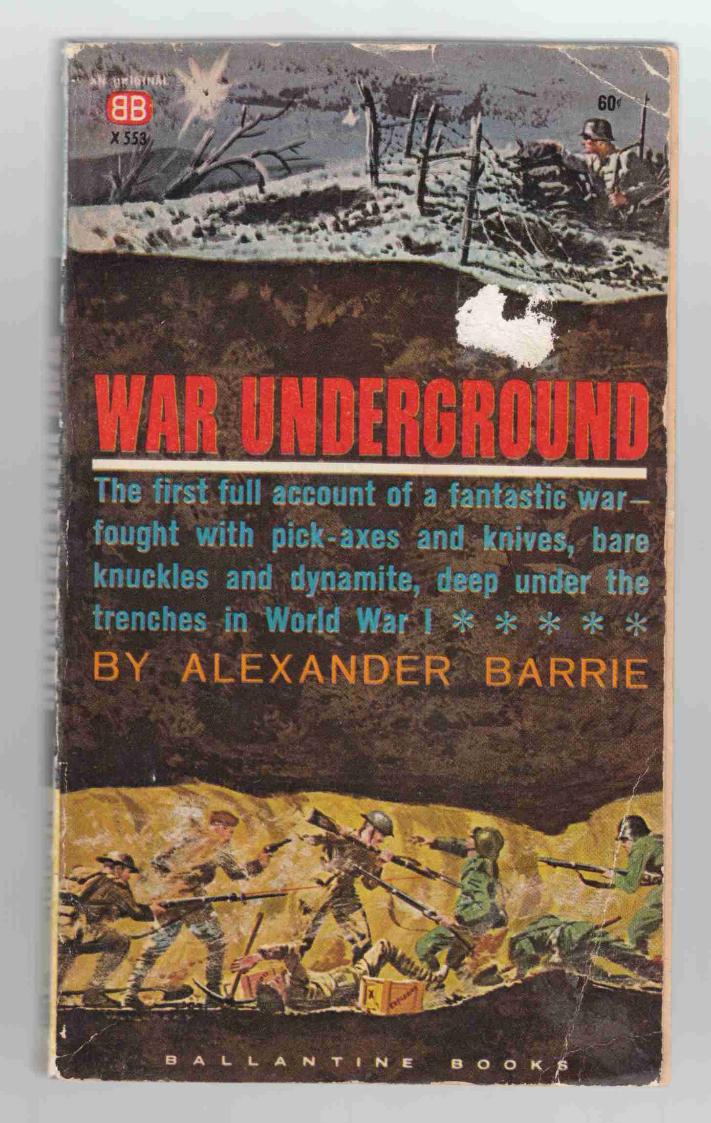 Image for War Underground
