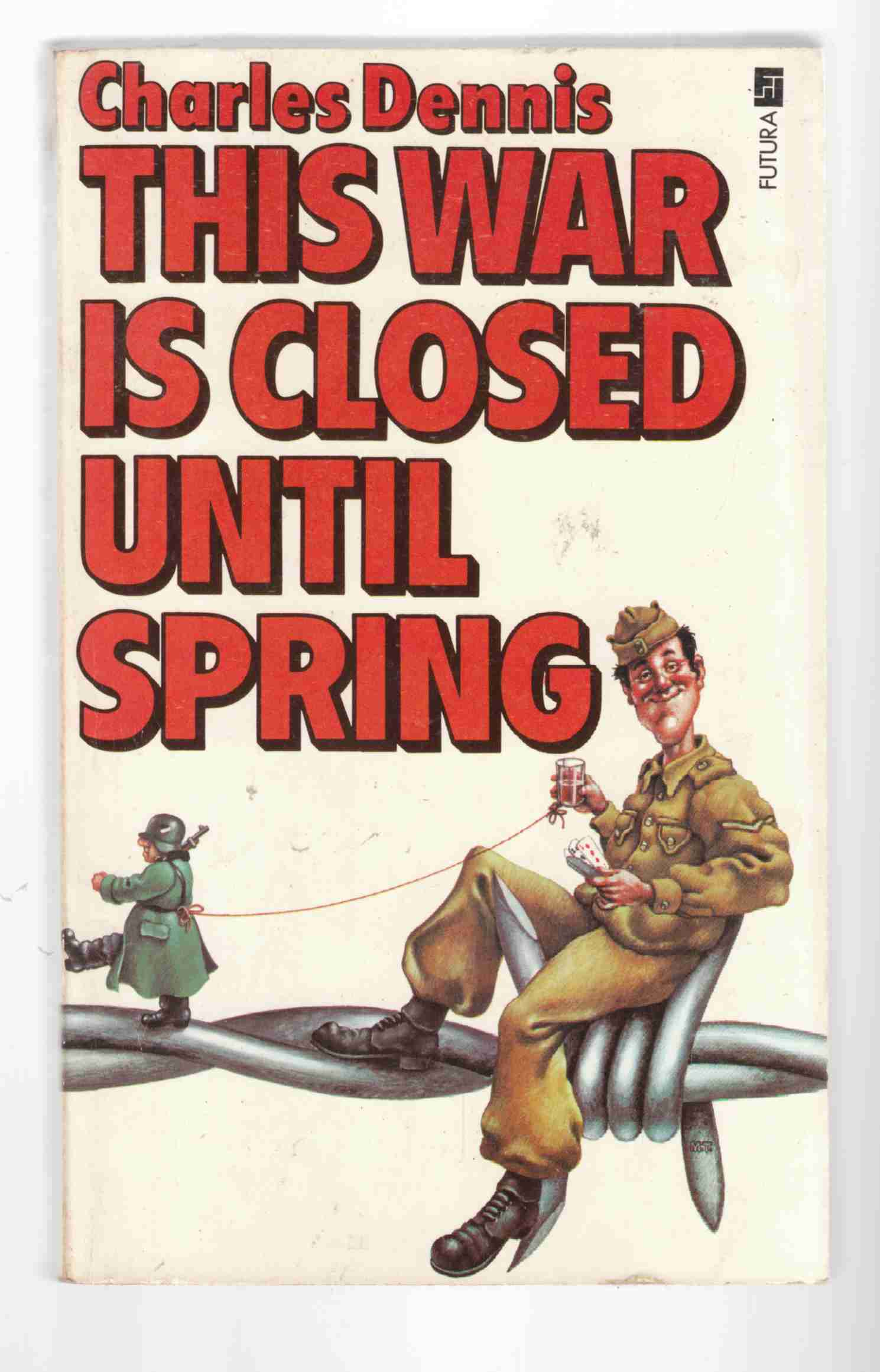 Image for This War Closed Until Spring