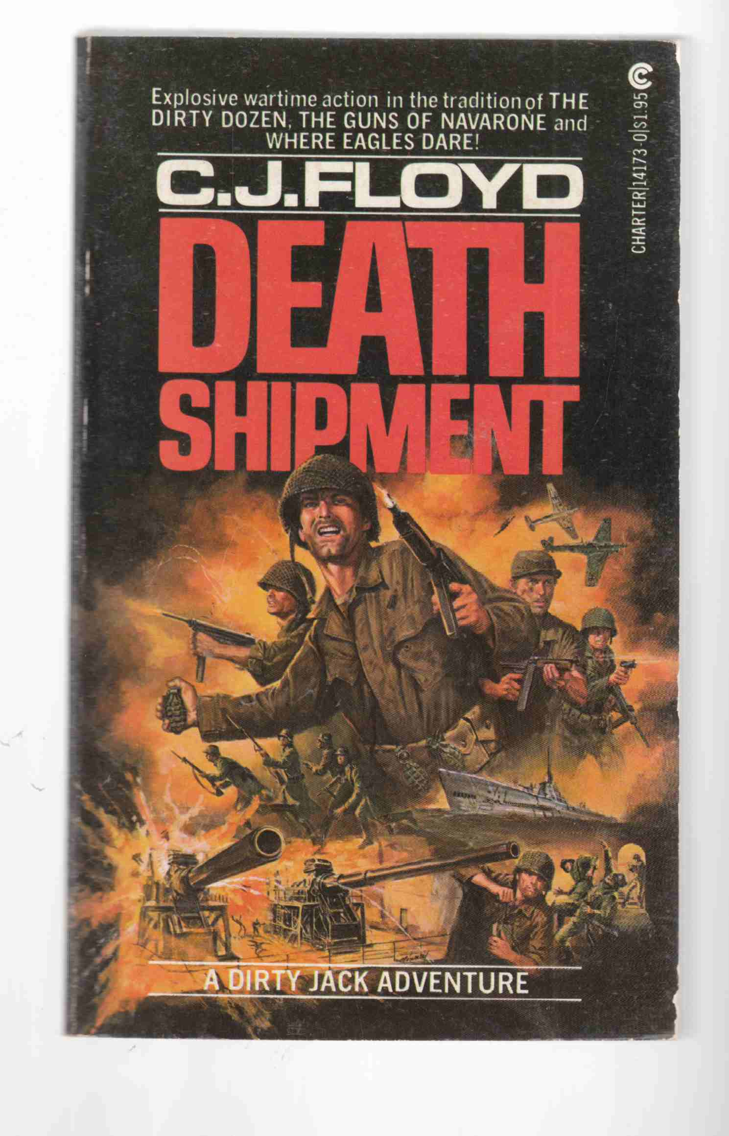Image for Death Shipment