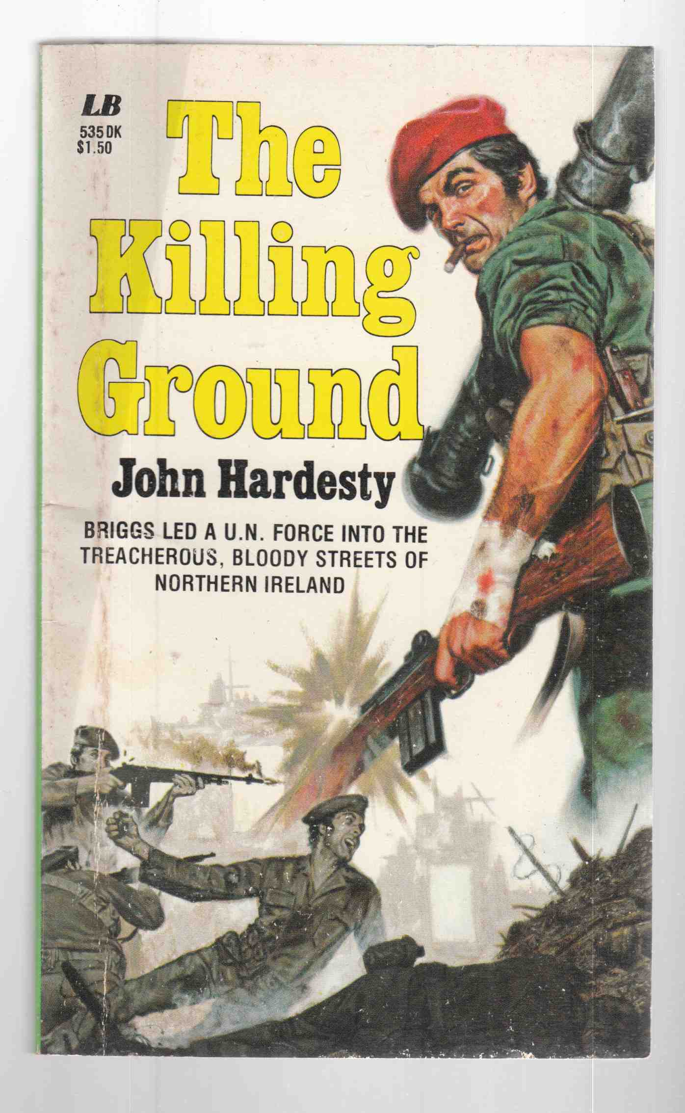 Image for The Killing Ground