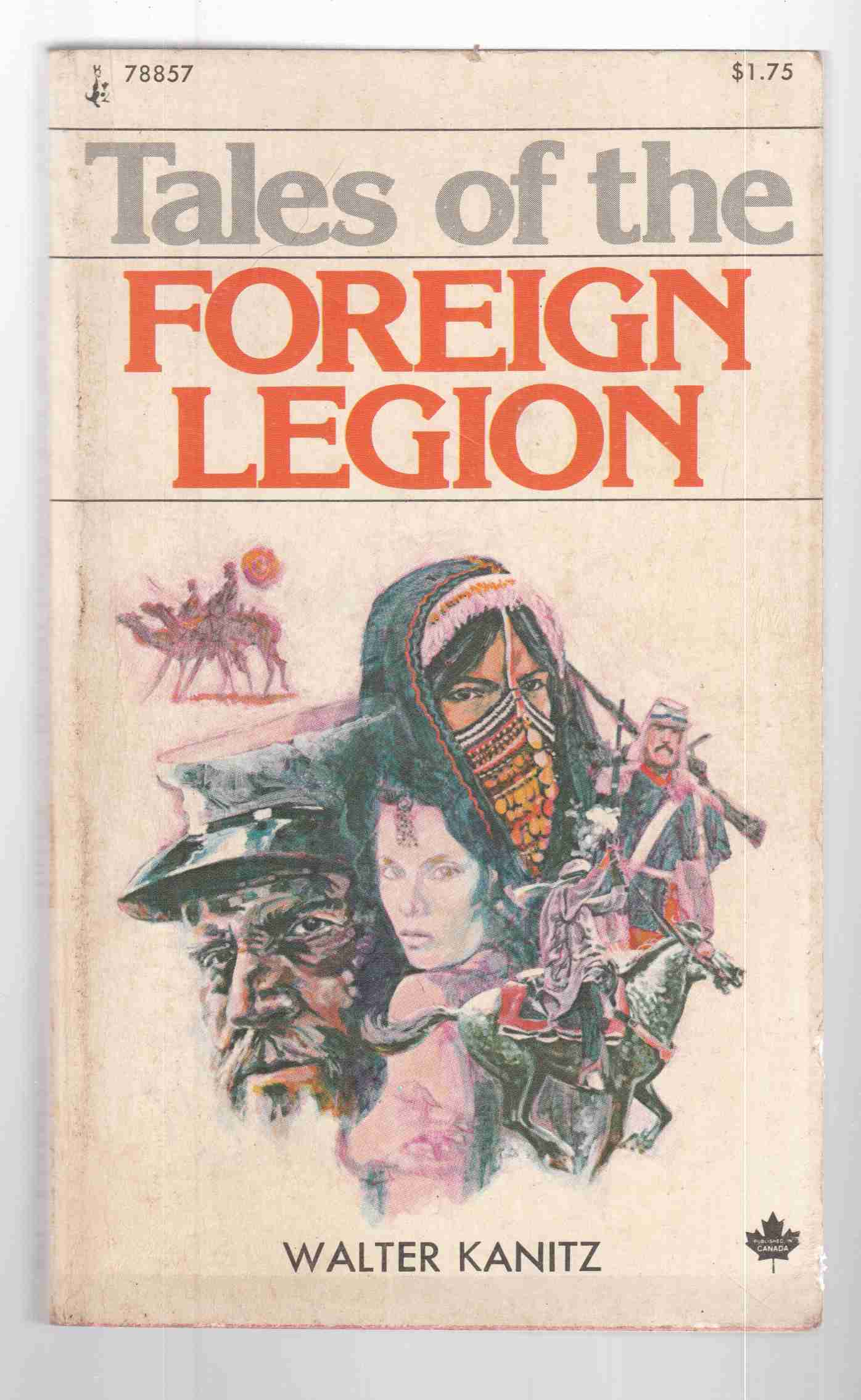 Image for Tales of the Foreign Legion
