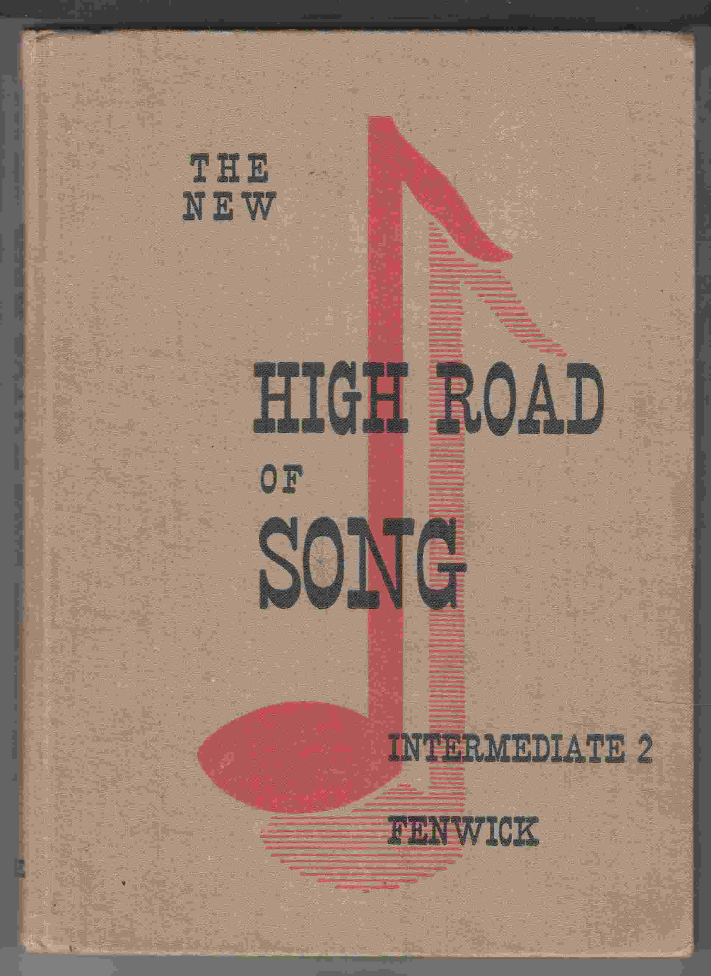 Image for The New Highroad of Song: Intermediate 2