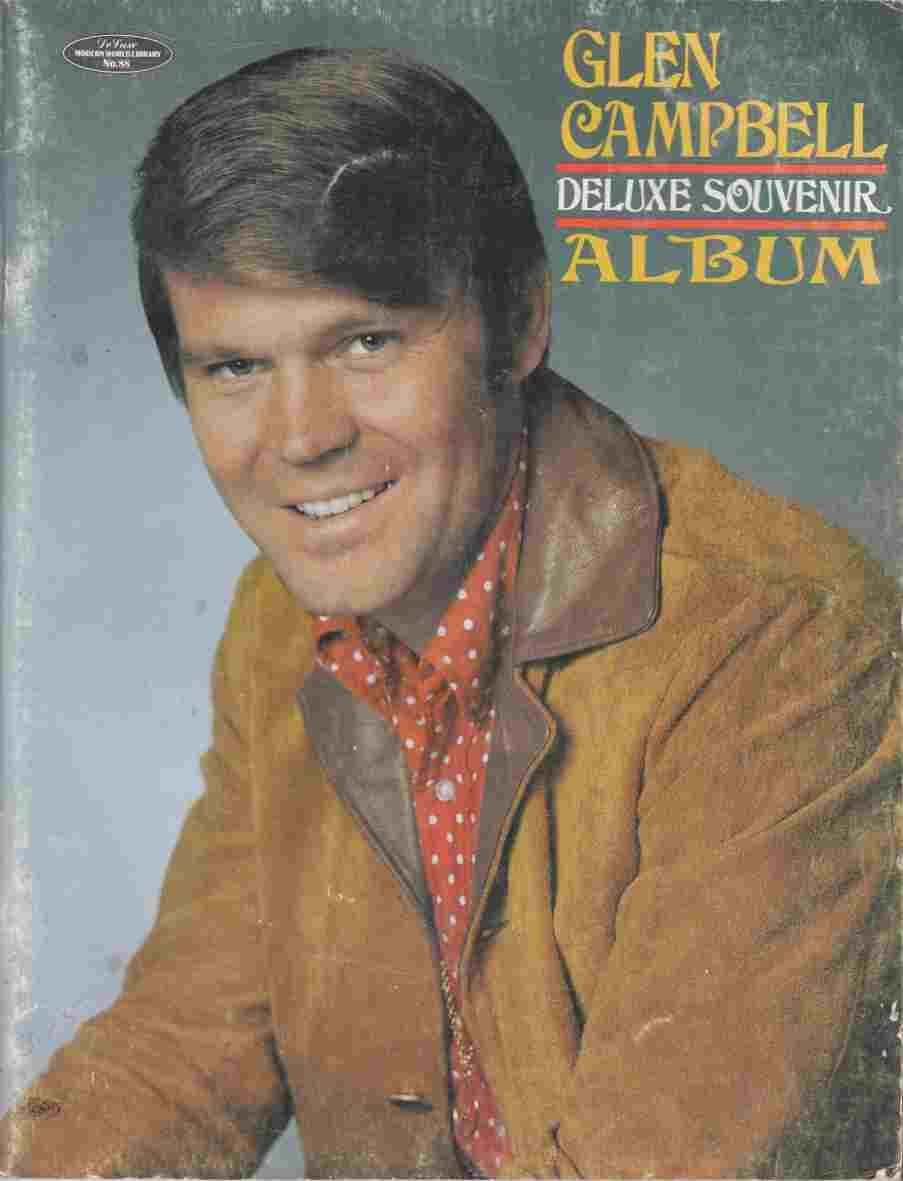 Image for Glen Campbell Deluxe Souvenir Album