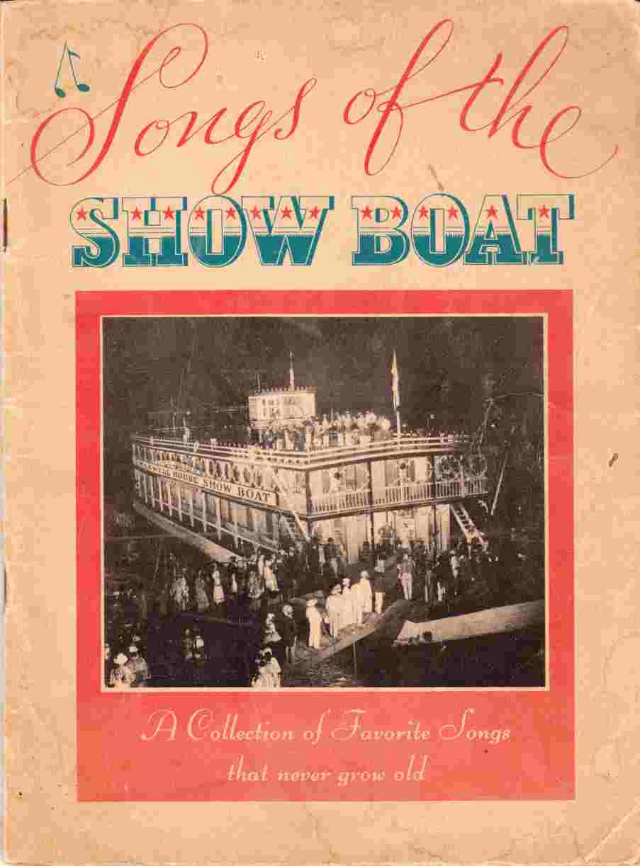 Image for Songs of the Show Boat