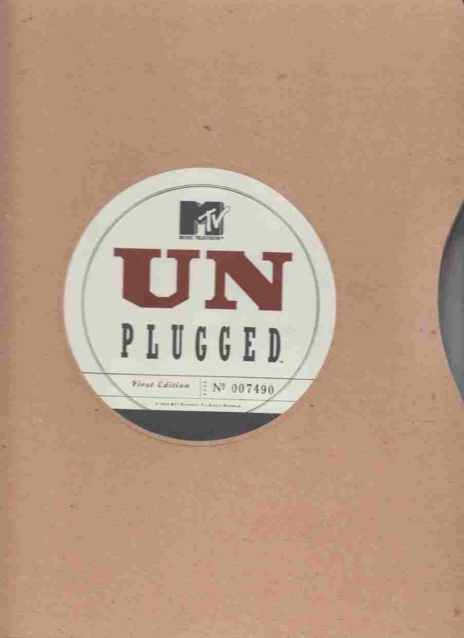 Image for MTV Unplugged