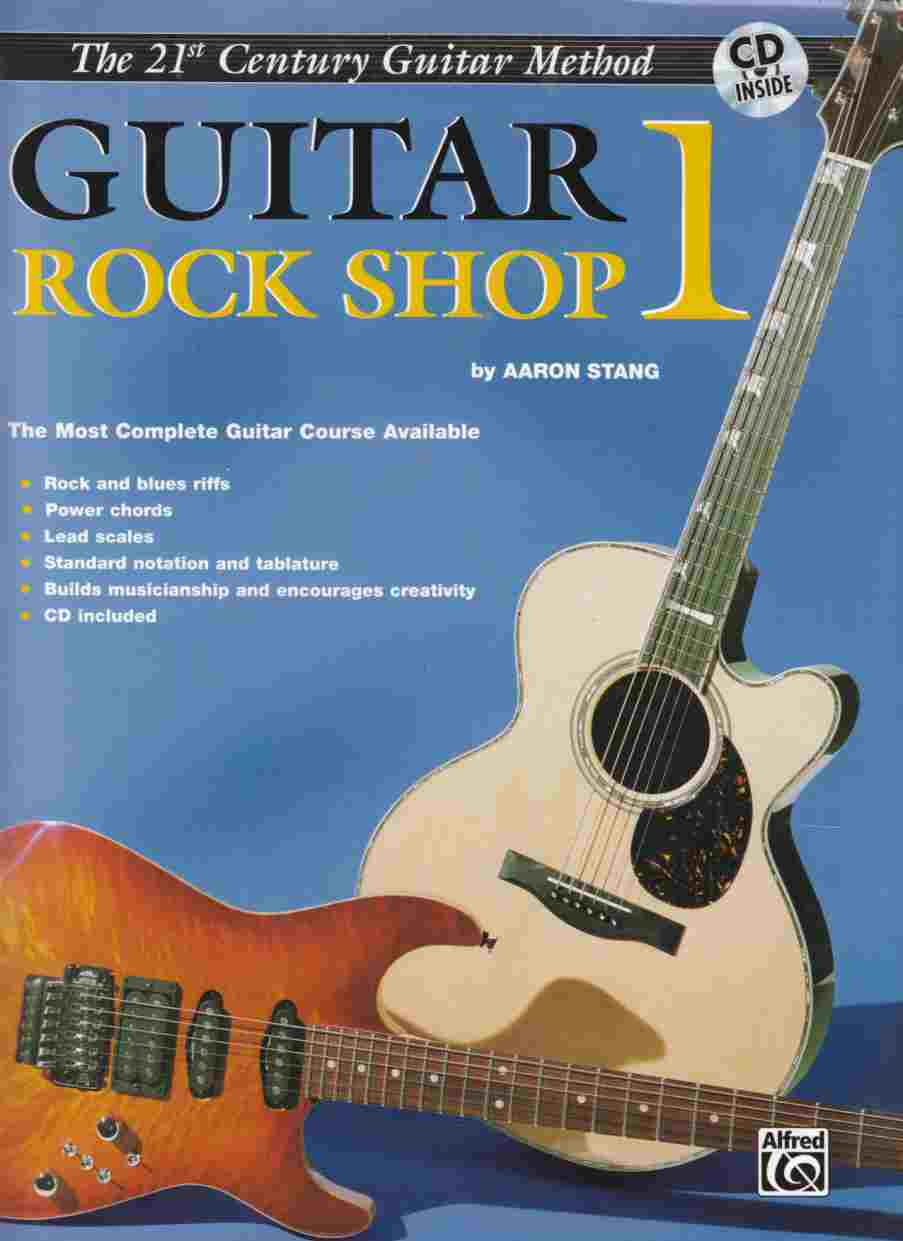 Image for Guitar Rock Shop 1