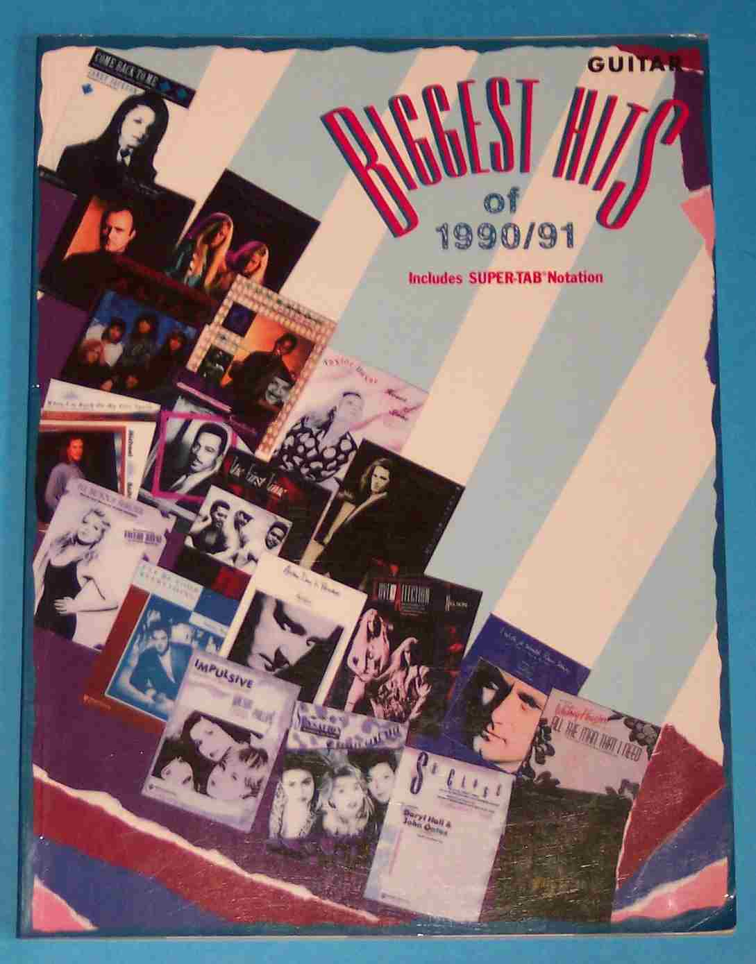 Image for Guitar Biggest Hits of 1990/91