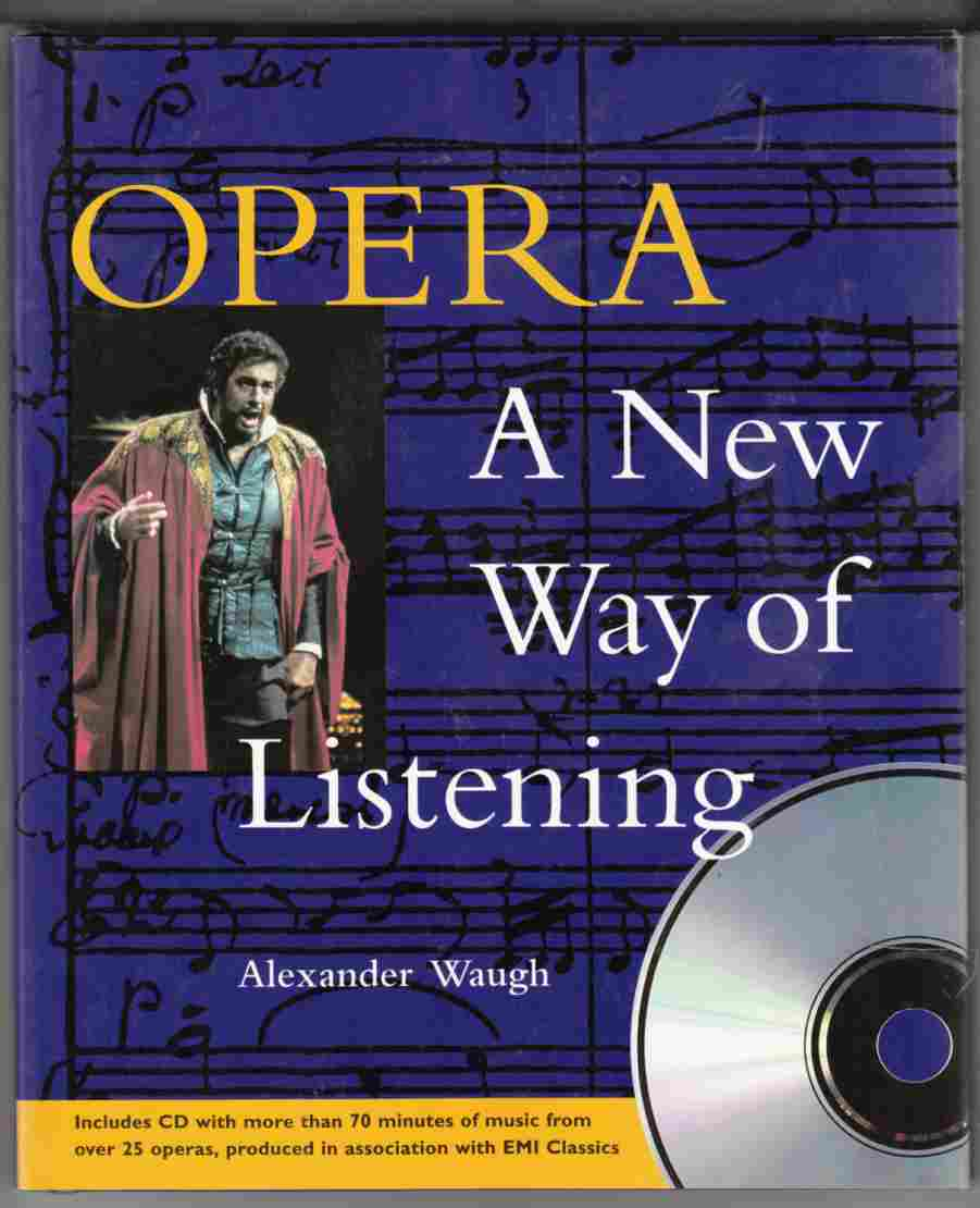 Image for Opera A New Way of Listening