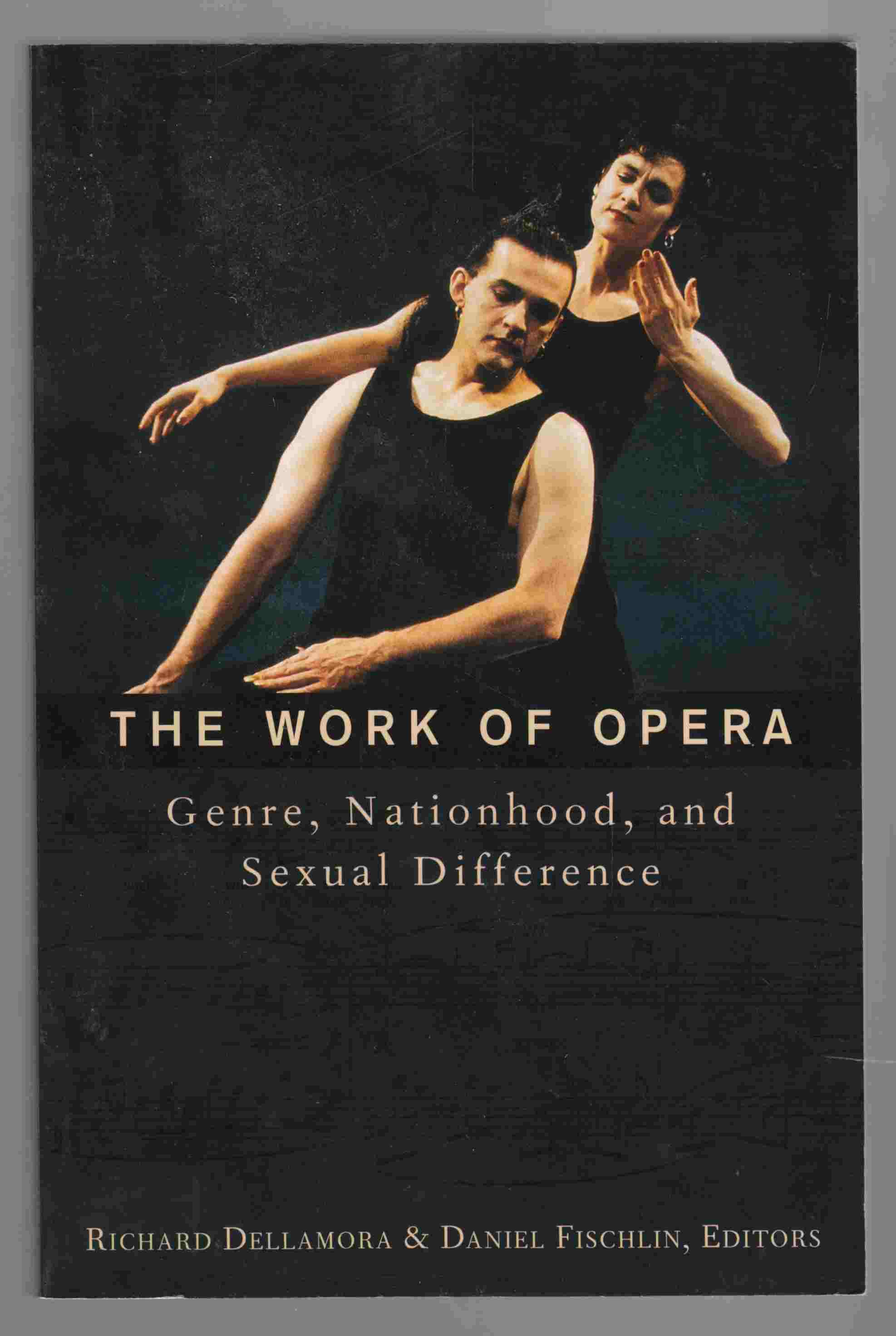 Image for The Work of Opera Genre, Nationhood, and Sexual Difference