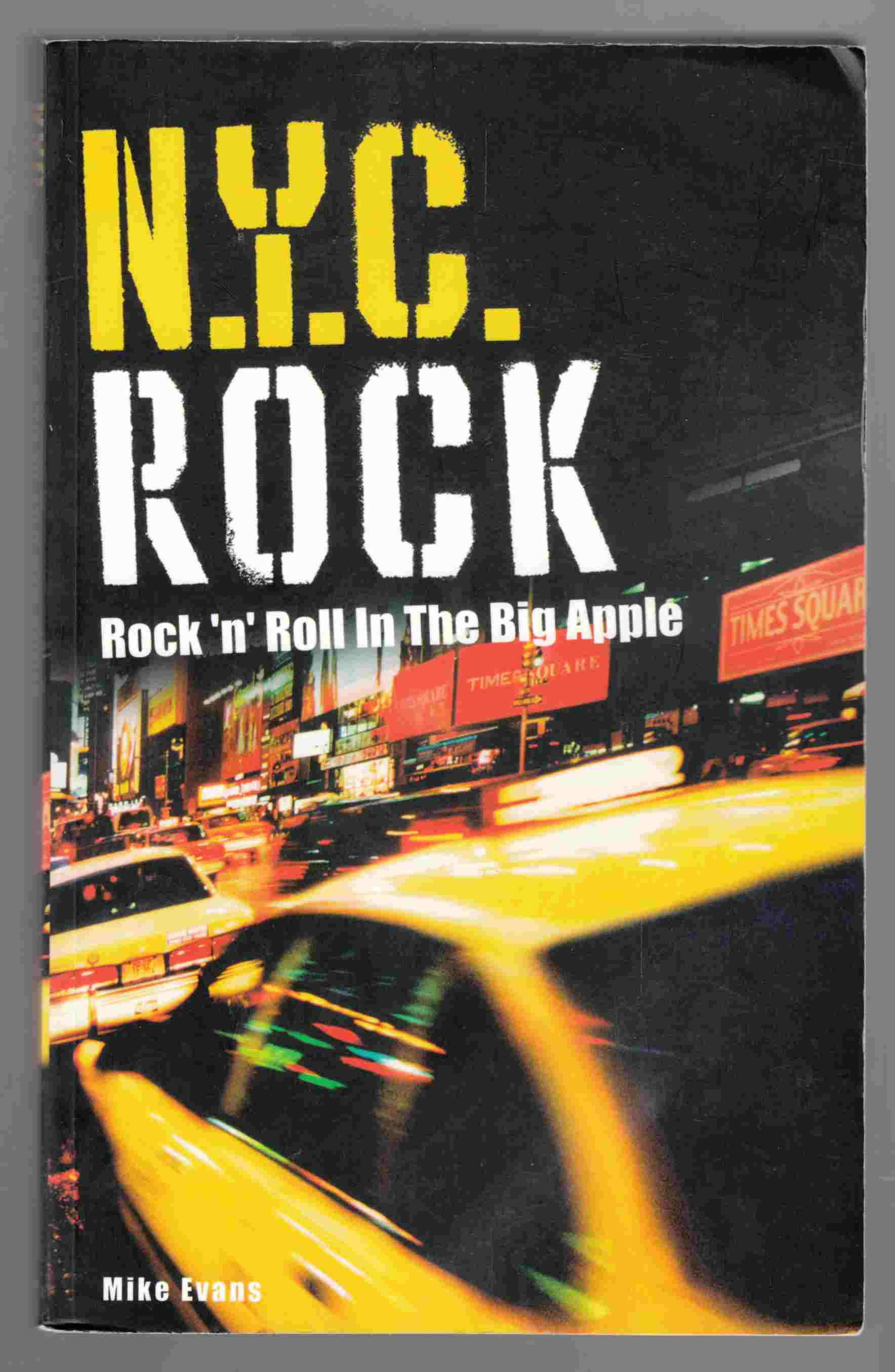 Image for N. Y. C. Rock Rock 'n' Roll in the Big Apple