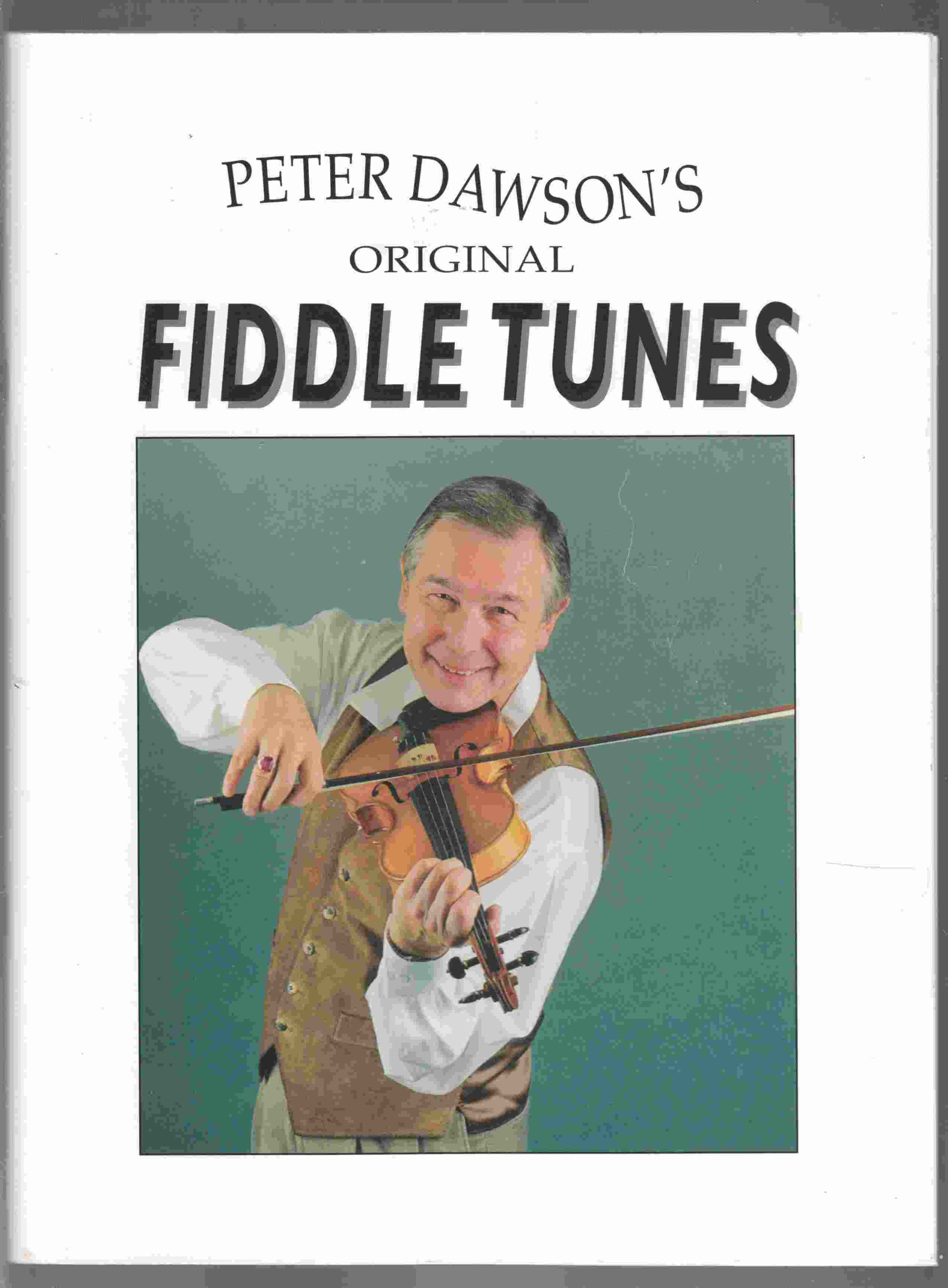 Image for Peter Dawson's Original Fiddle Tunes
