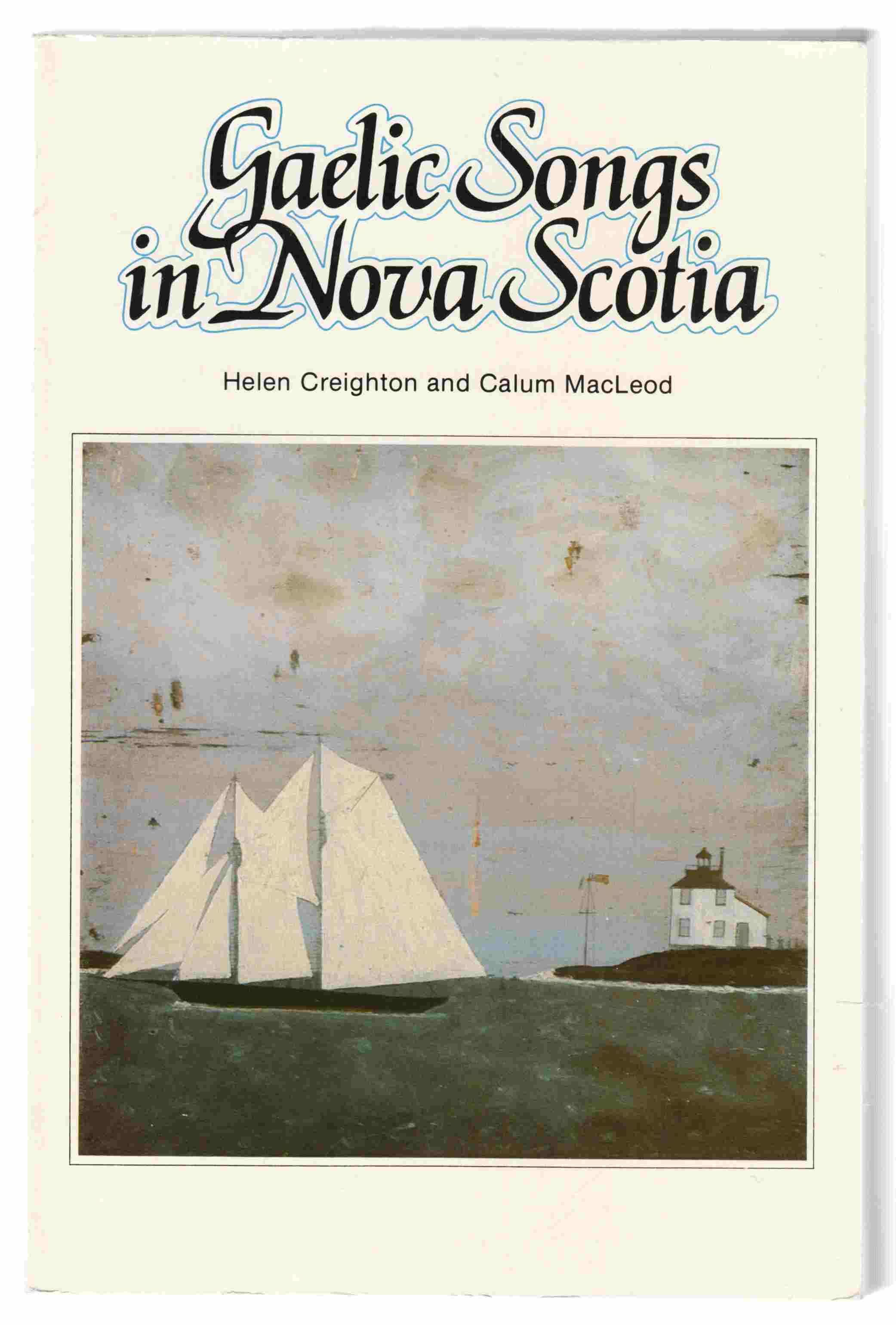 Image for Gaelic Songs in Nova Scotia