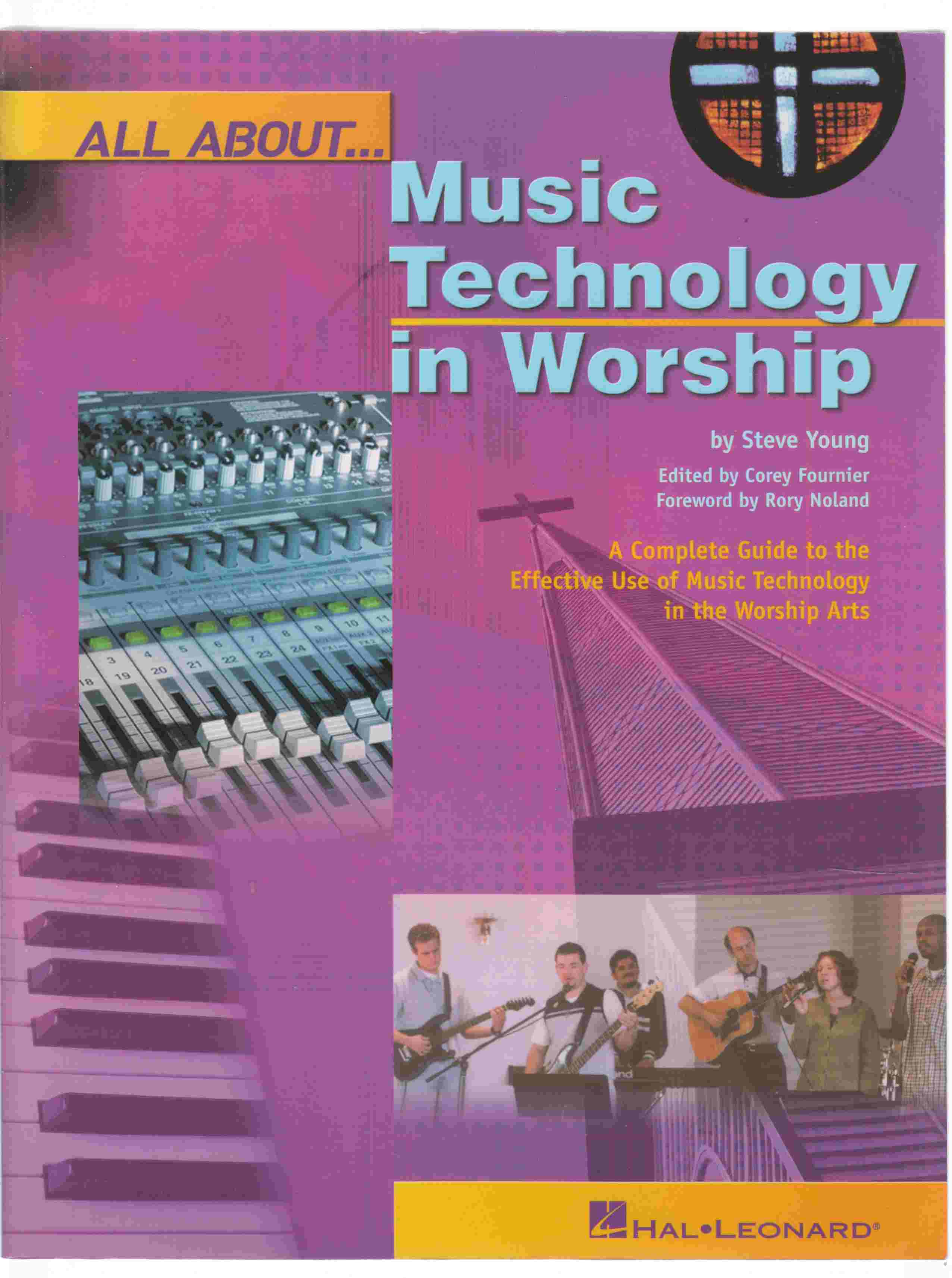 Image for All about ... Music Technology in Worship