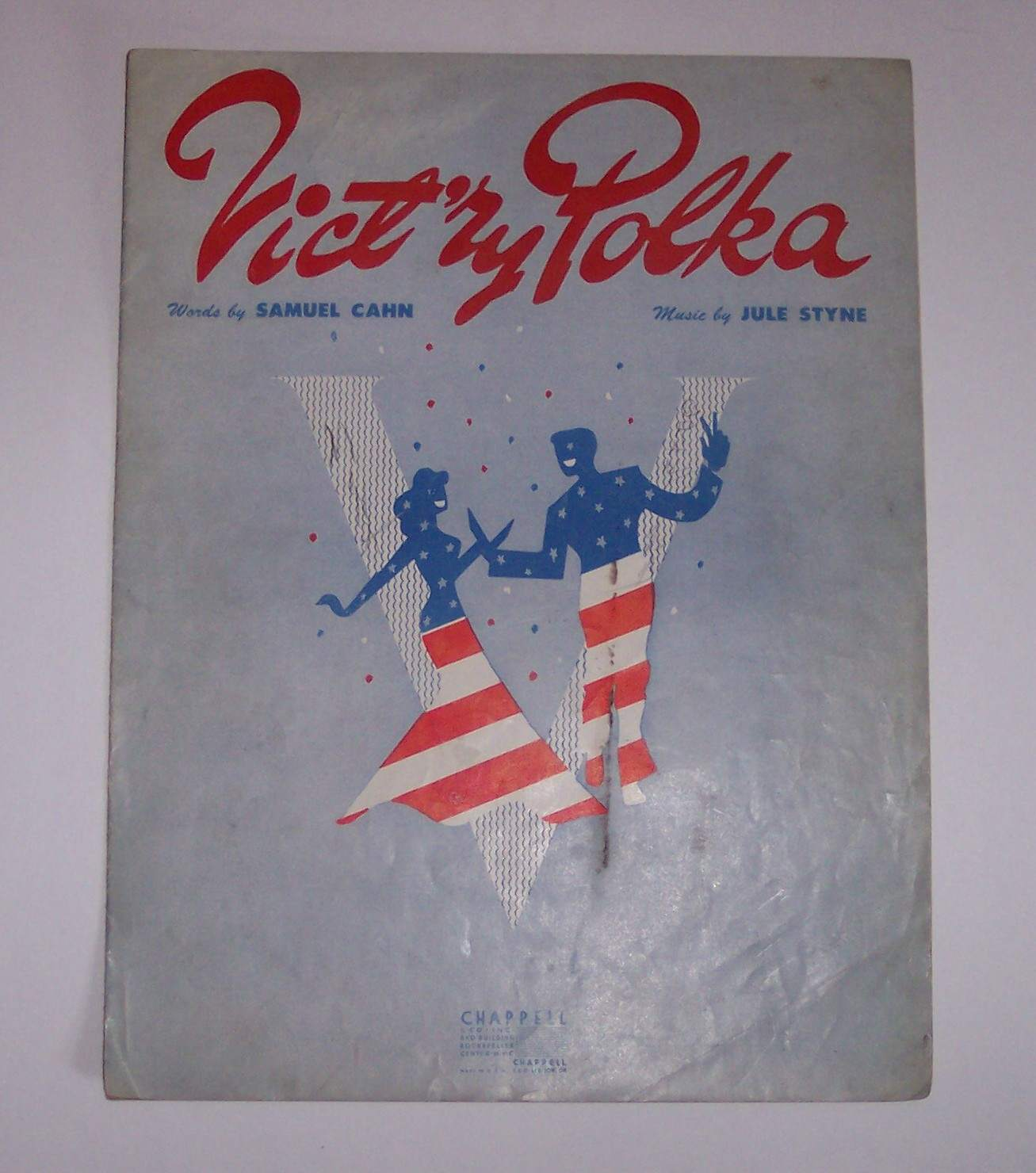 Image for Vict'ry Polka