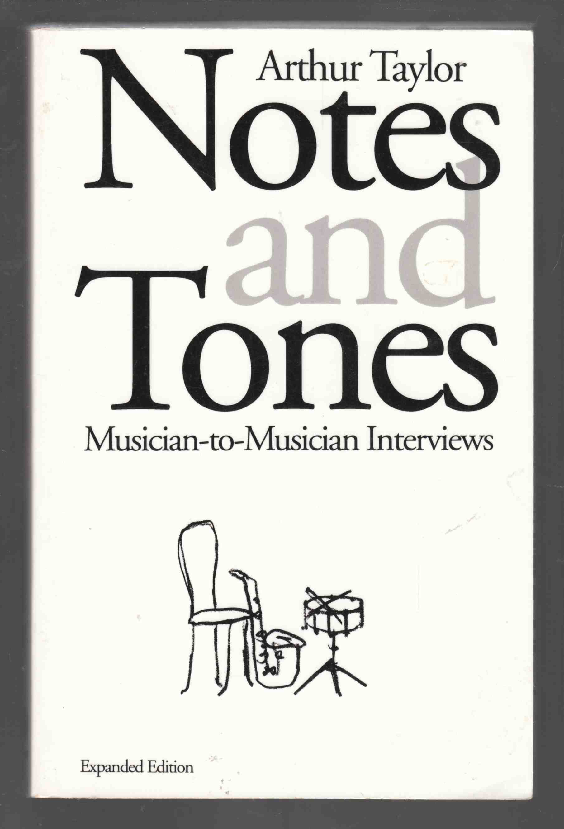 Image for Notes and Tones Musician-to-Musician Interviews