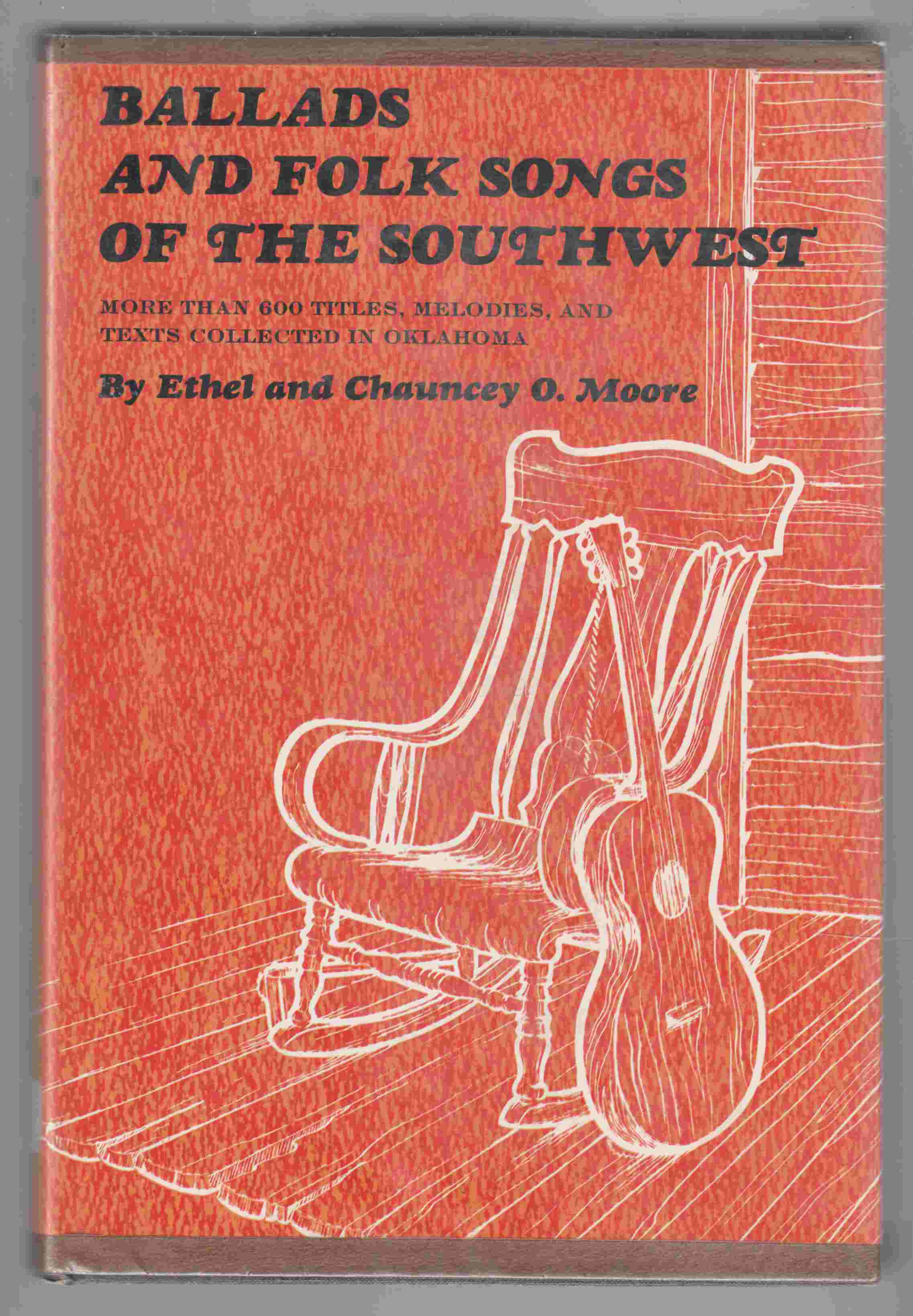 Image for Ballads and Folk Songs of the Southwest