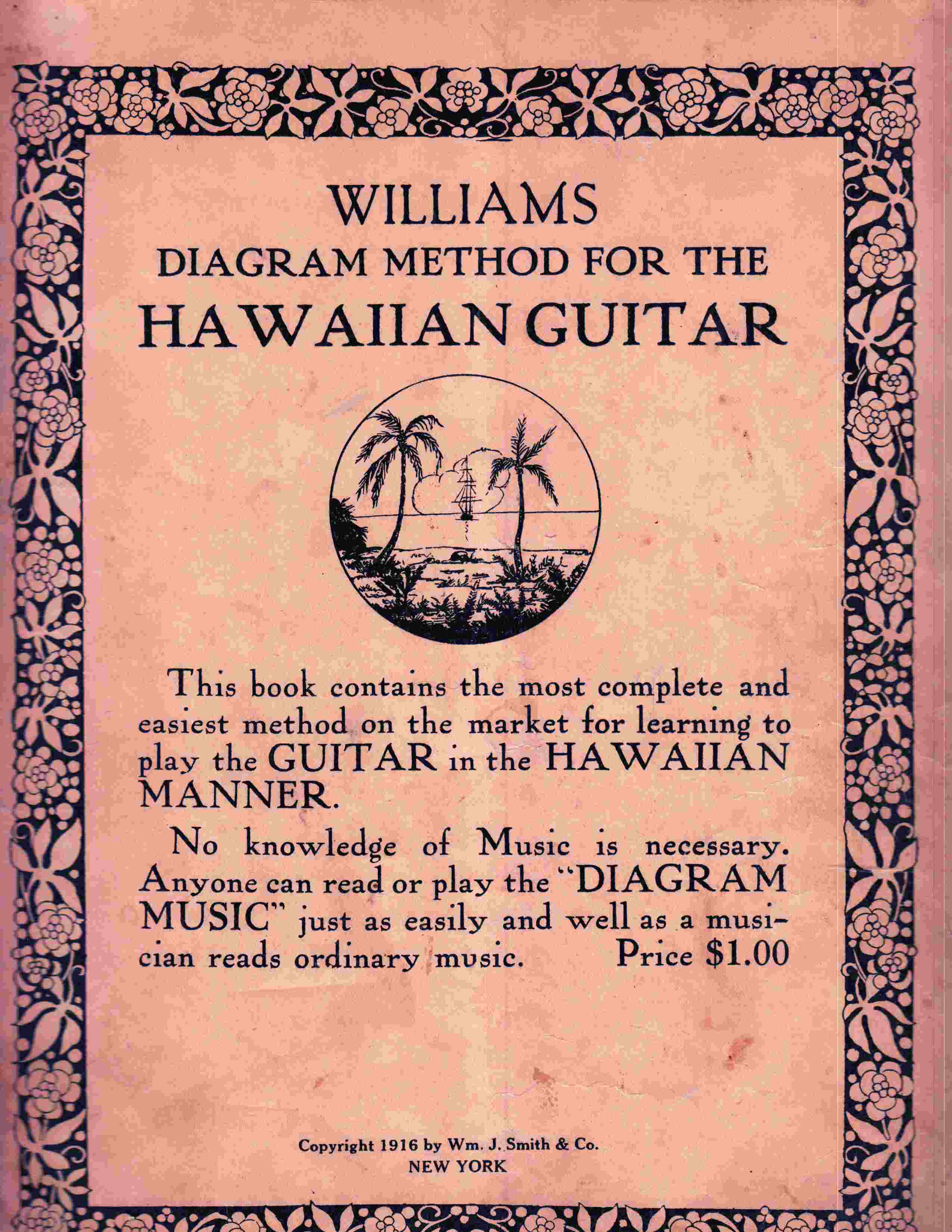 Image for Williams Diagram Method for the Hawaiian Guitar