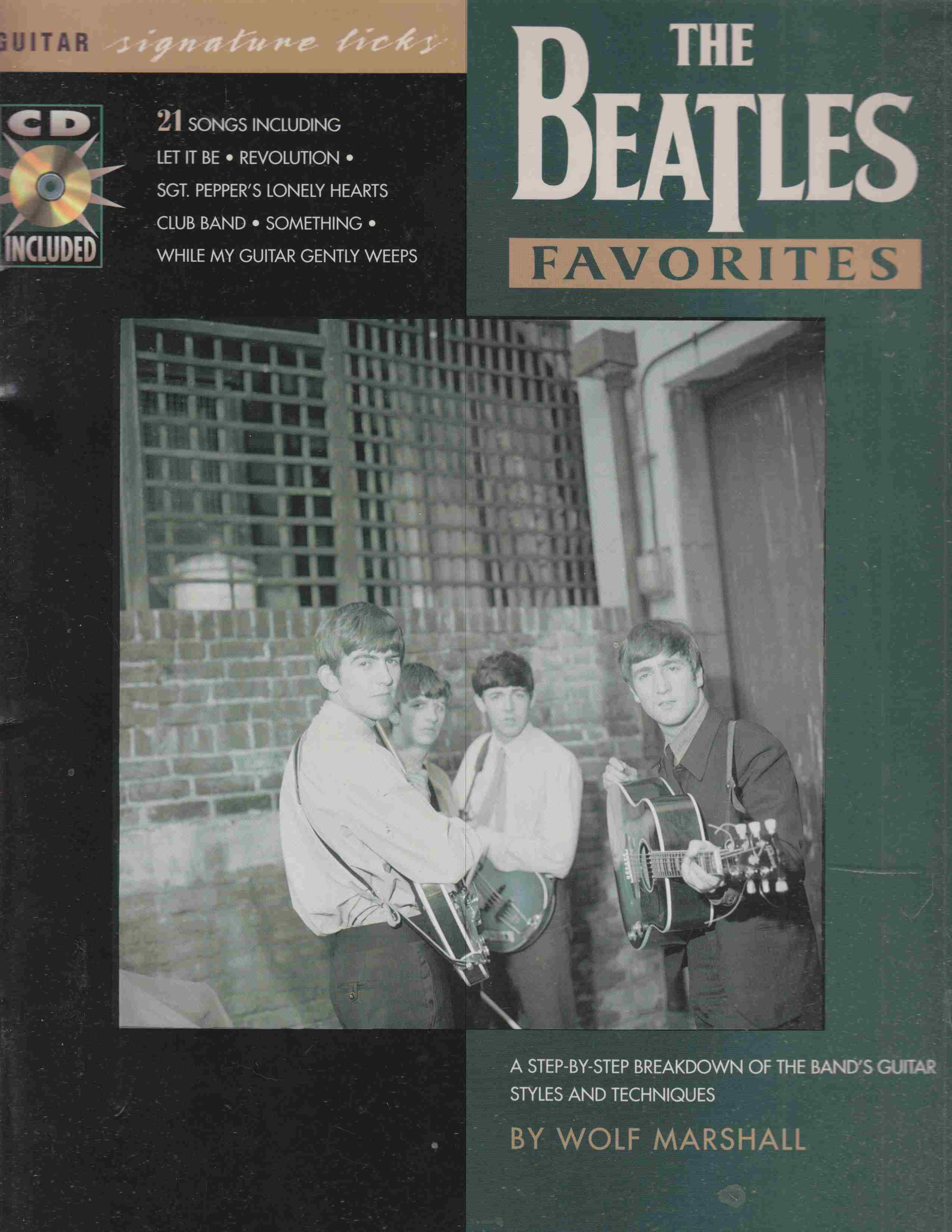 Image for The Beatles Favorites